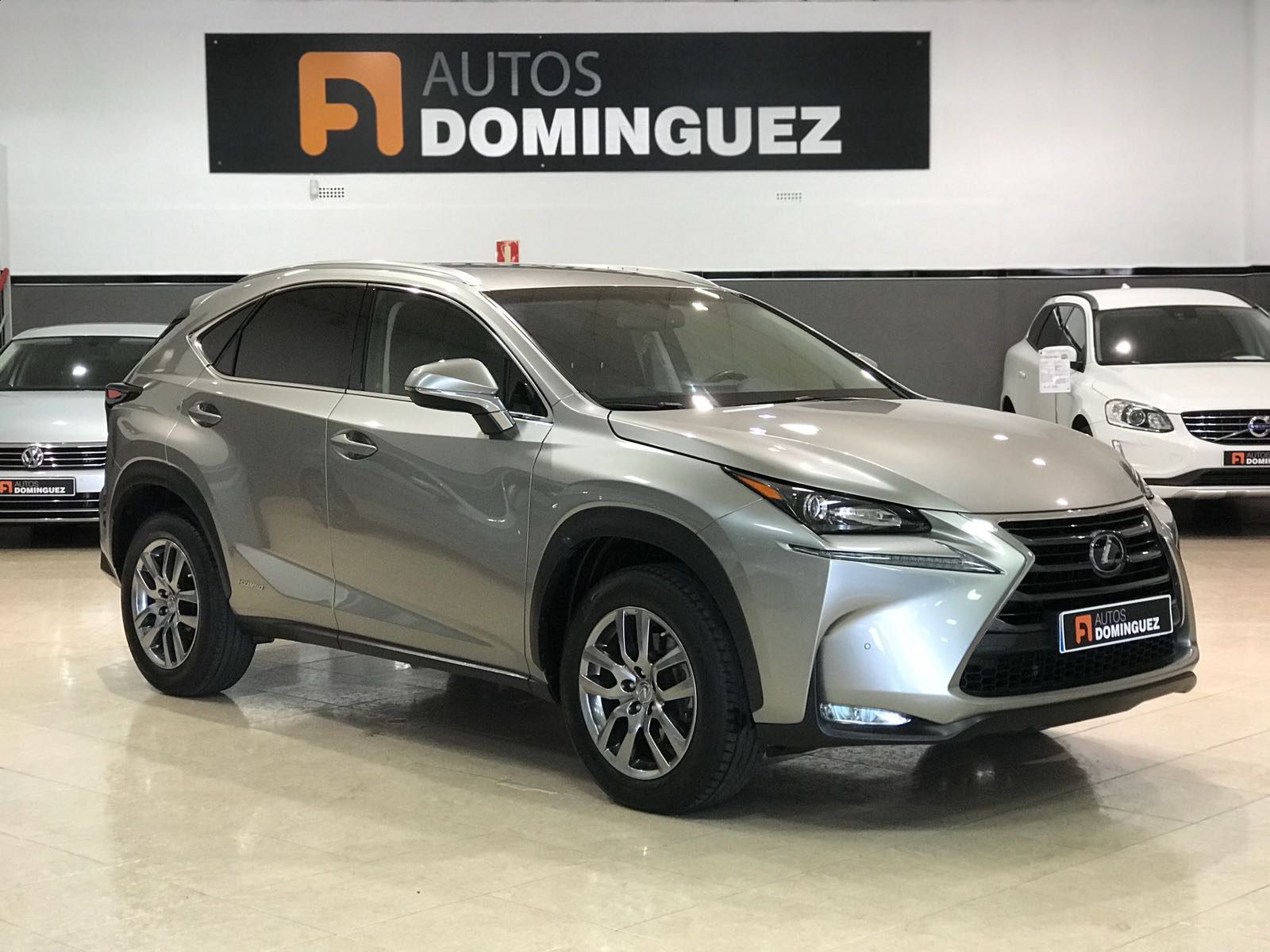 LEXUS NX 300H EXECUTIVE 197 CV AUTO