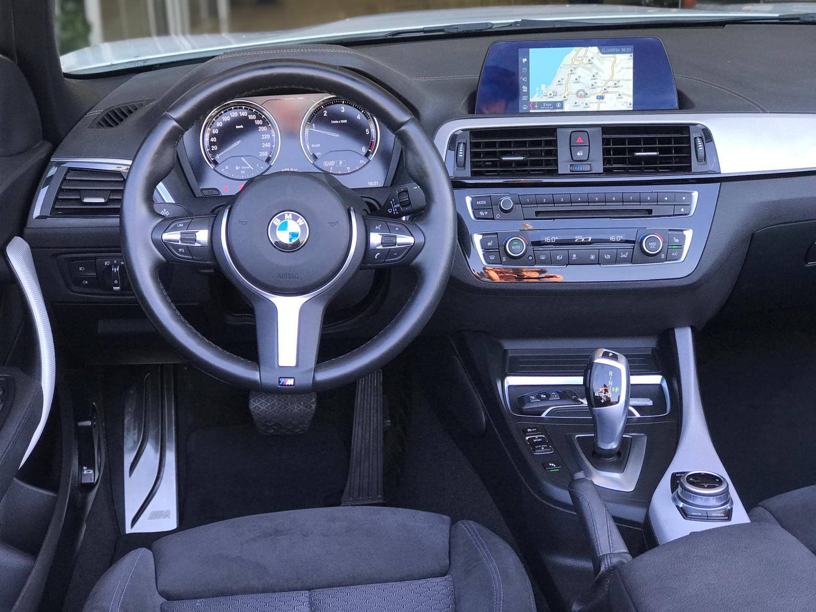BMW SERIE 2 218dA 150 CV CABRIO M IVA DEDUCIBLE