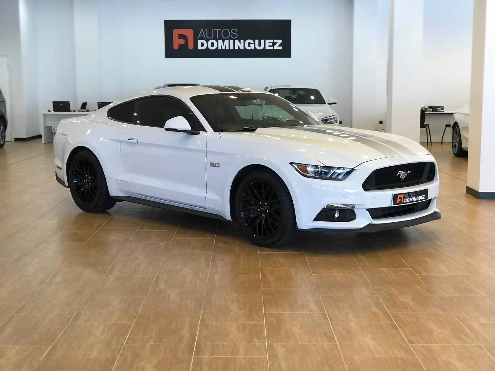 FORD MUSTANG GT FASTBACK 420 CV AUTO
