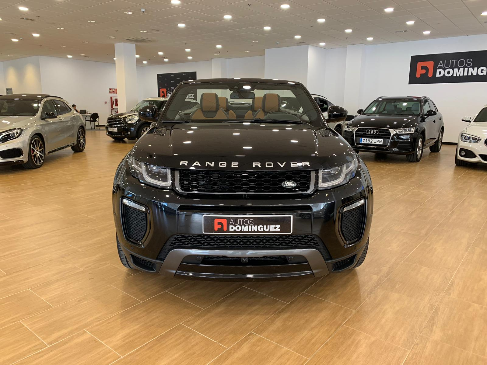 LAND ROVER RANGE ROVER EVOQUE COVERTIBLE 2.0TD4 HSE DYNAMIC 4WD 180 CV AUTO