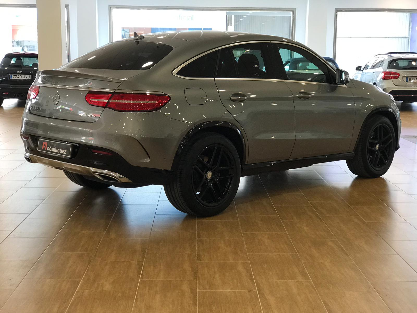 MERCEDES GLE 350d COUPÉ 4MATIC 258 CV AUTO