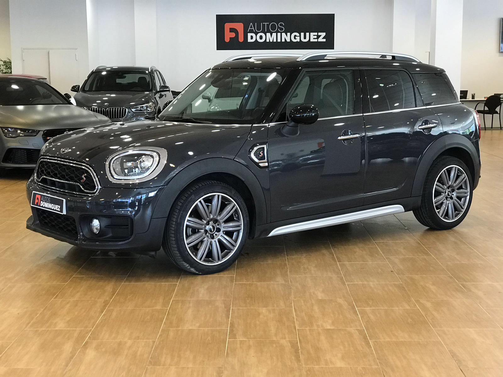 MINI COUNTRYMAN COOPER SD 190 CV AUTO