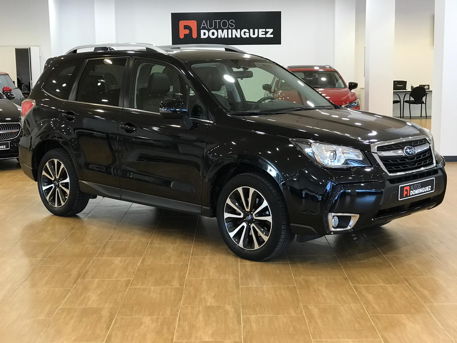 SUBARU FORESTER 2.0 TD X MODE LINEATRONIC EXJECUTIVE