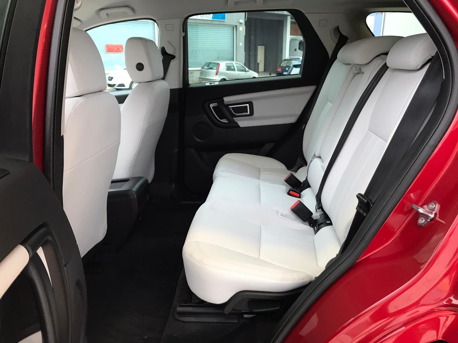 LAND ROVER DISCOVERY SPORT DIESEL 180 CV 4X4 AUTO
