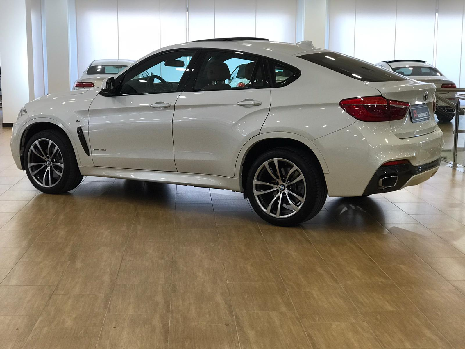 BMW X6 XDRIVE 40dA PACK M 313 CV 4