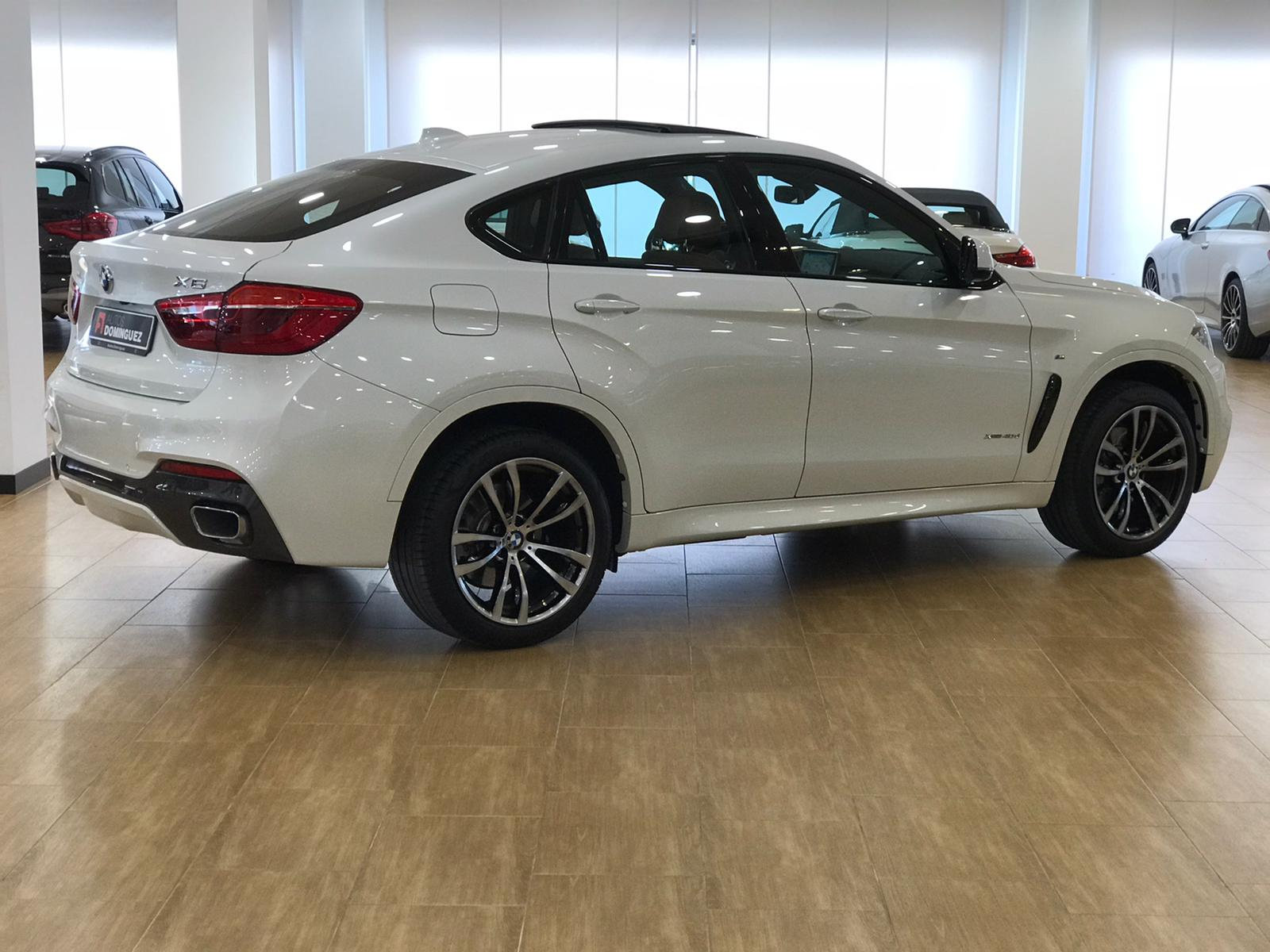 BMW X6 XDRIVE 40dA PACK M 313 CV 5