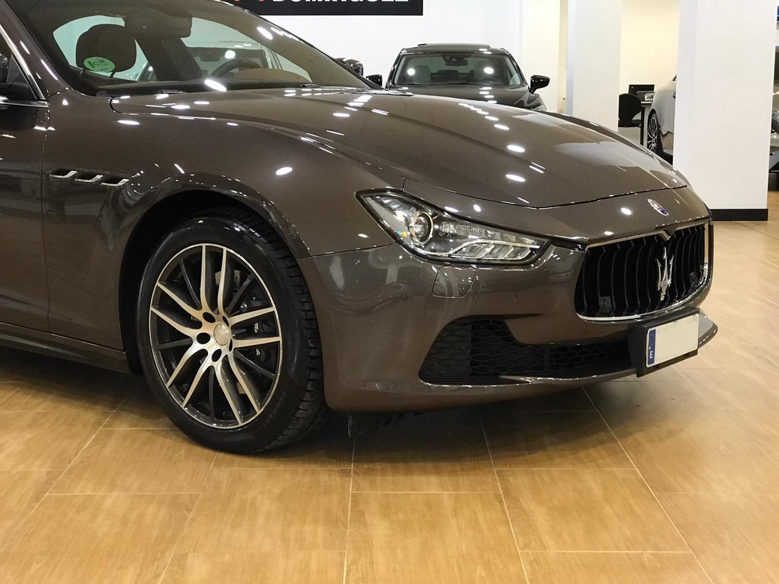 MASERATI GUIBLI DIESEL 275 HP TAX-DEDUCTIBLE