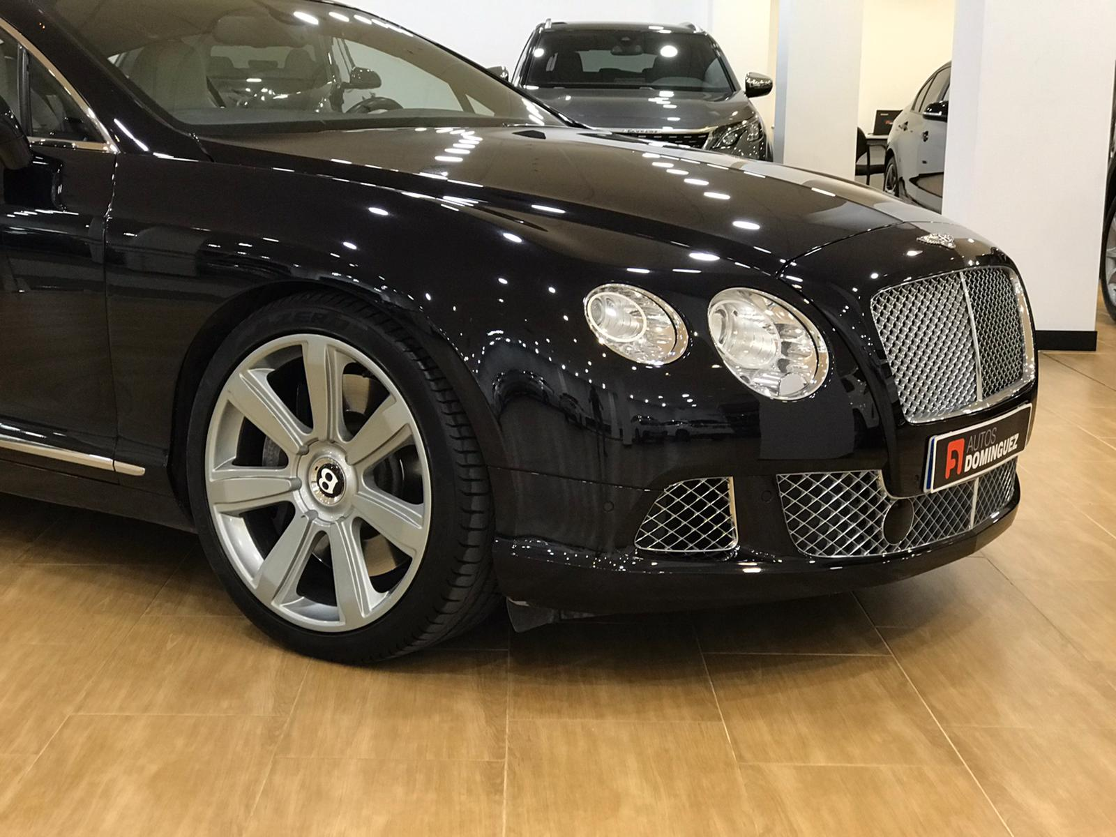 BENTLEY CONTINENTAL GT GT 6.0 W12 575 CV AUTO 4X4