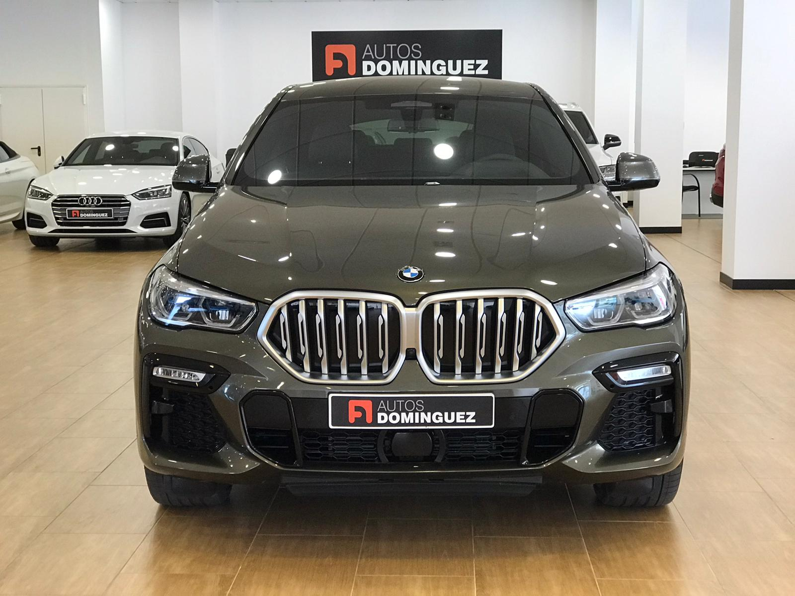 BMW X6 XDRIVE 30dA PACK M 265 CV