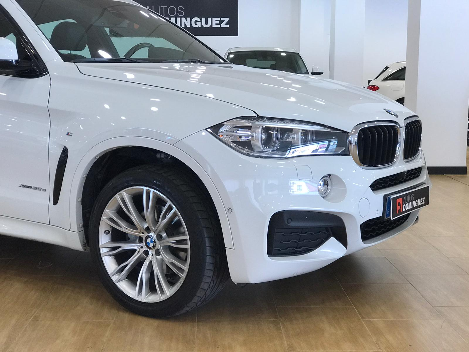 BMW X6 XDRIVE 30dA PACK M 258 CV