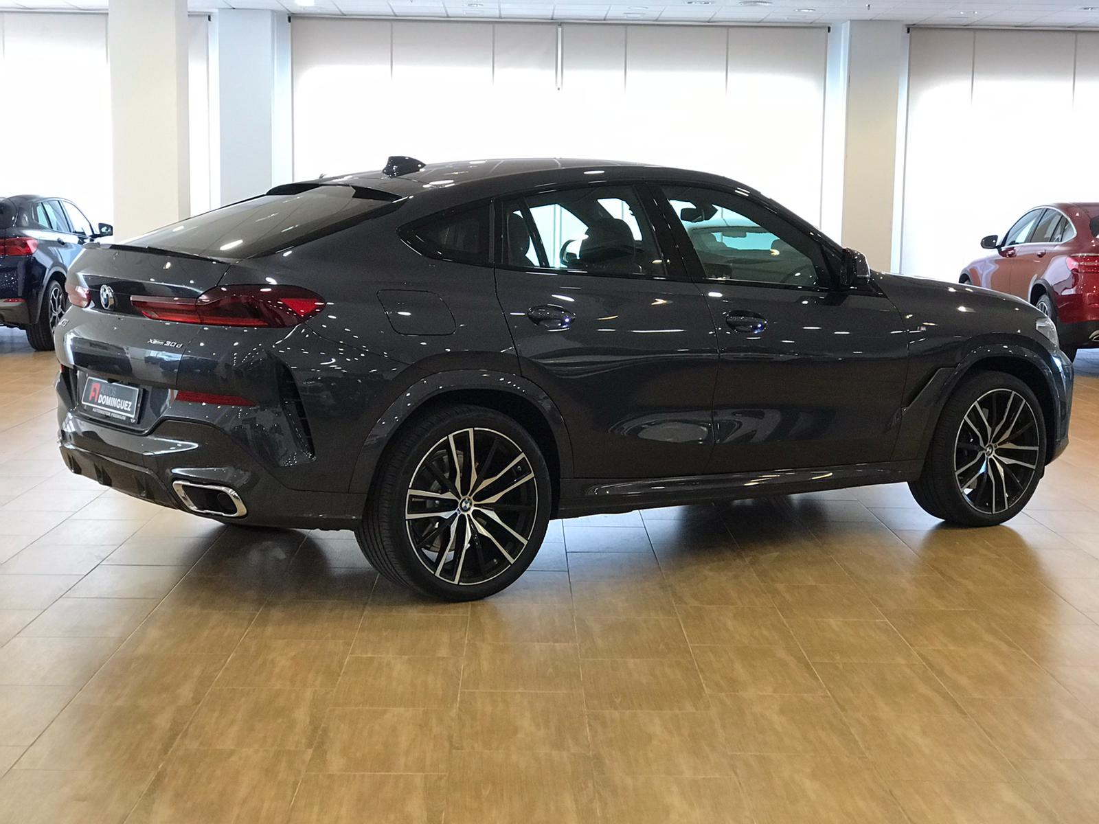 BMW X6 XDRIVE 30dA PACK M 265 CV 5