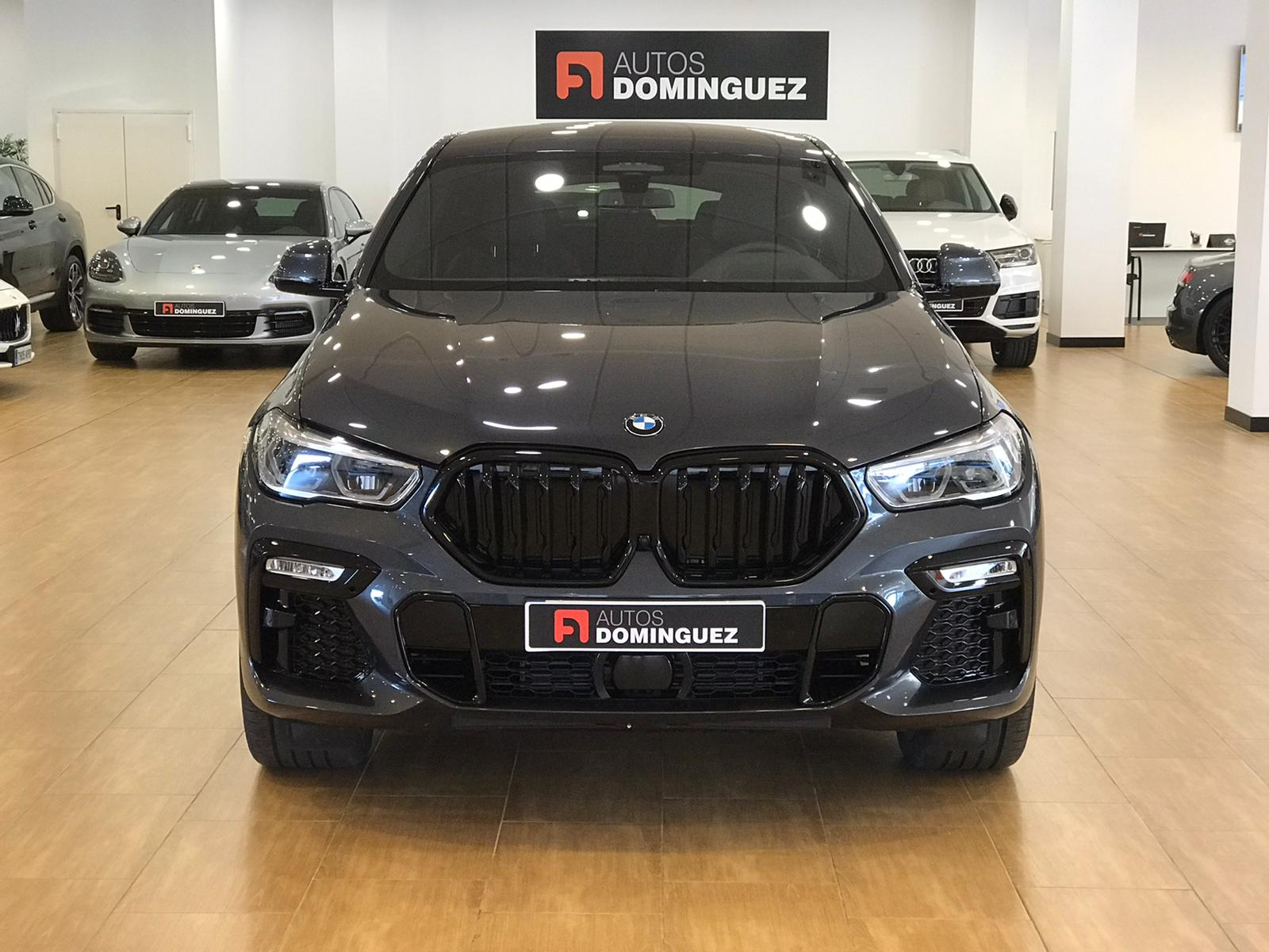 BMW X6 XDRIVE 30dA PACK M 265 CV 2