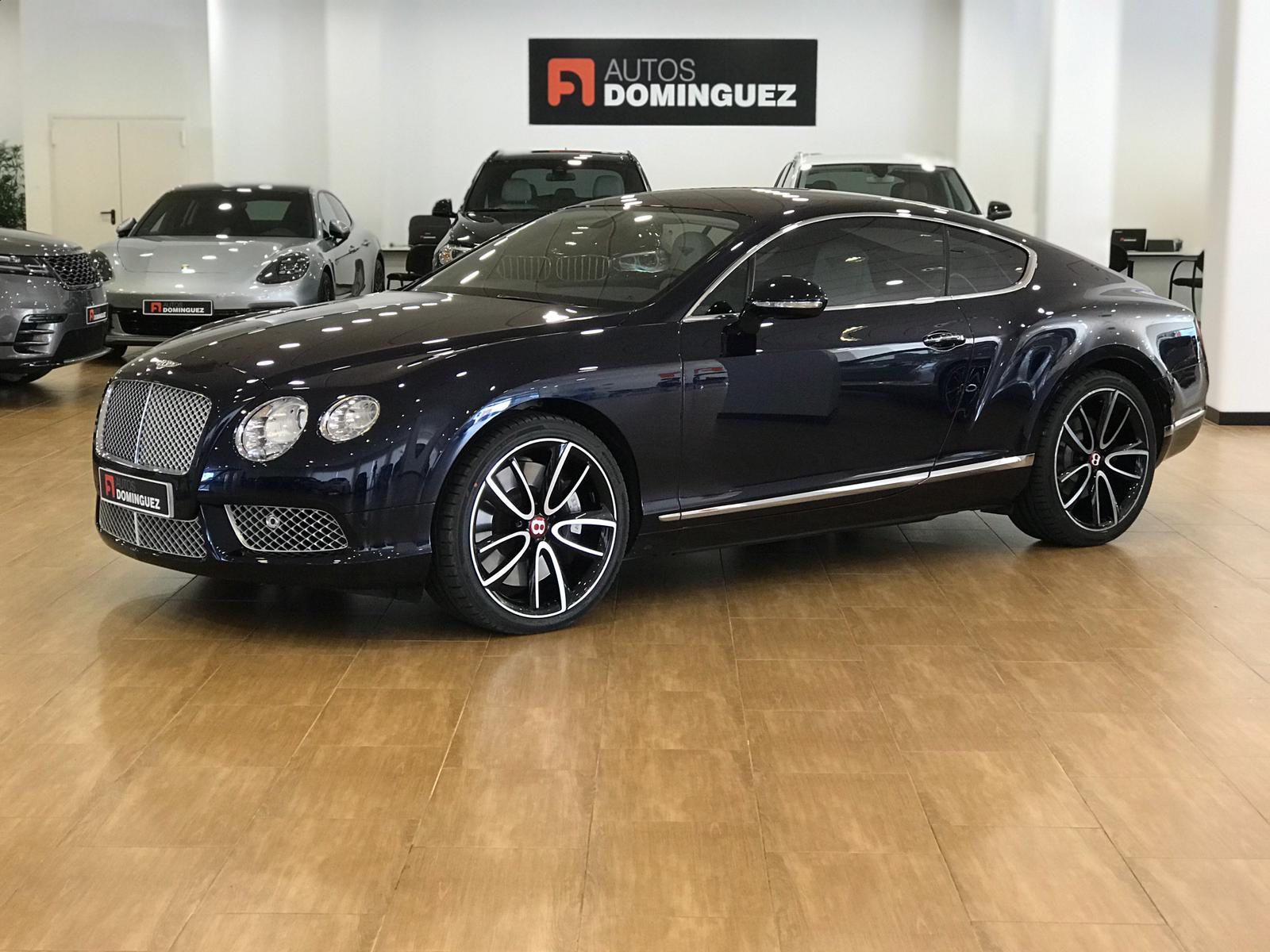 BENTLEY CONTINENTAL GT V8 507 CV