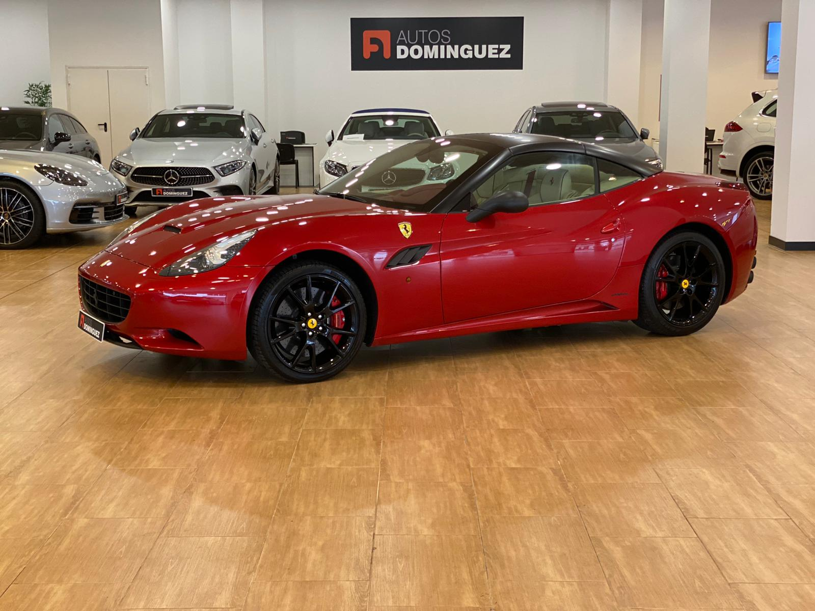 FERRARI CALIFORNIA TAILOR MADE 4 PLAZAS 460 CV 8