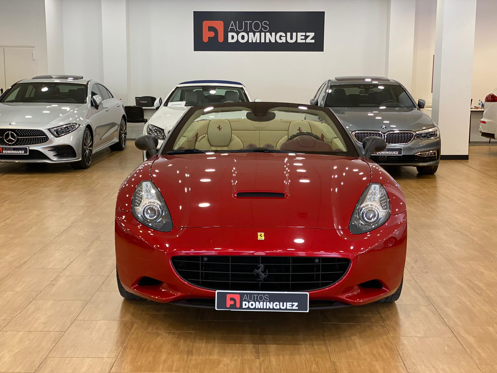 FERRARI CALIFORNIA TAILOR MADE 4 PLAZAS 460 CV 2