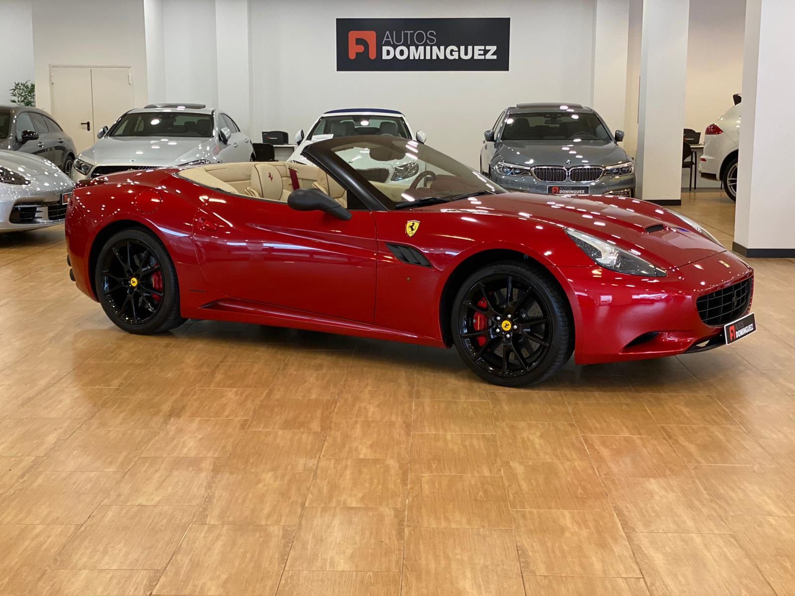FERRARI CALIFORNIA TAILOR MADE 4 PLAZAS 460 CV 3
