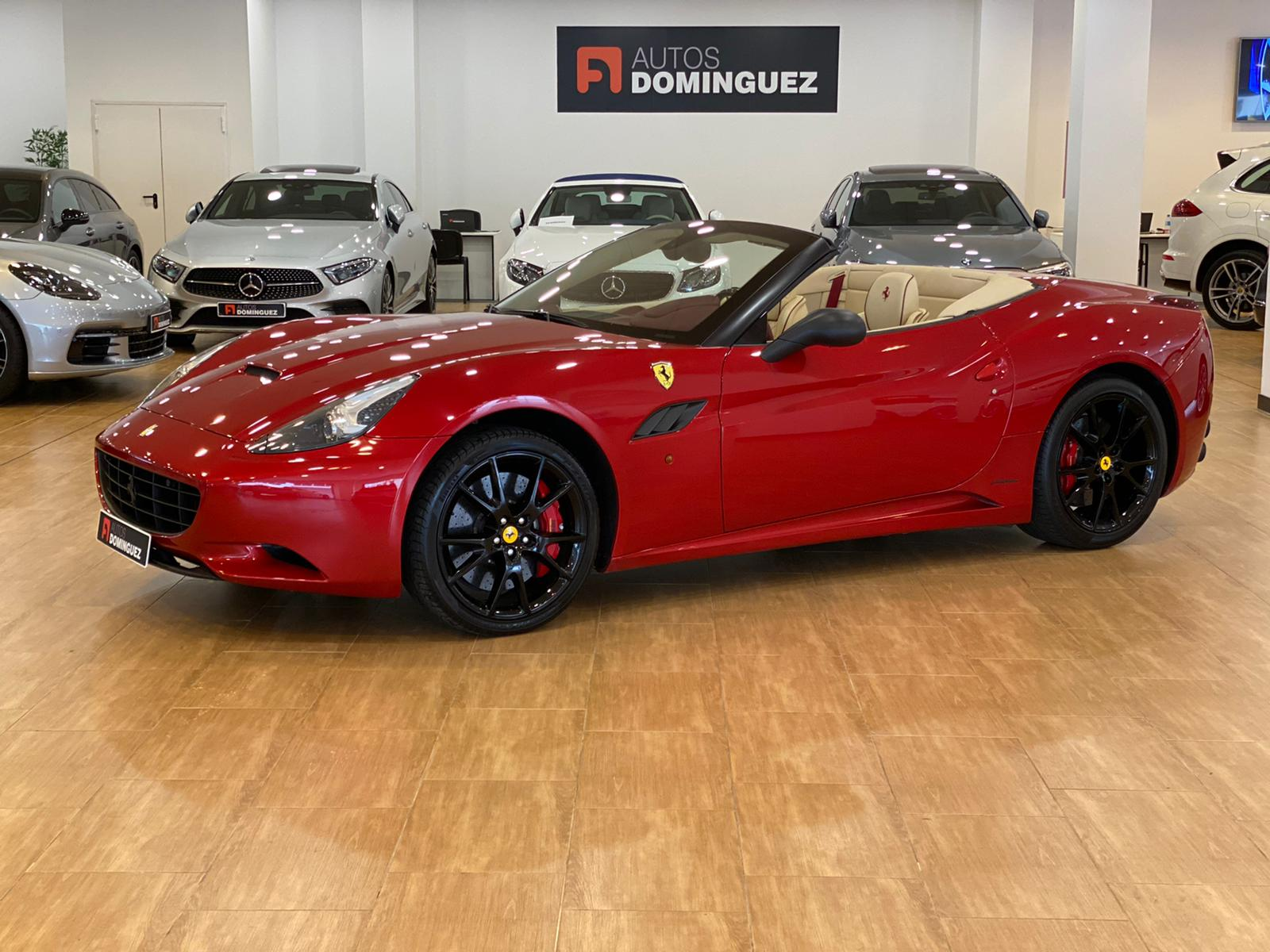 FERRARI CALIFORNIA TAILOR MADE 4 PLAZAS 460 CV 1