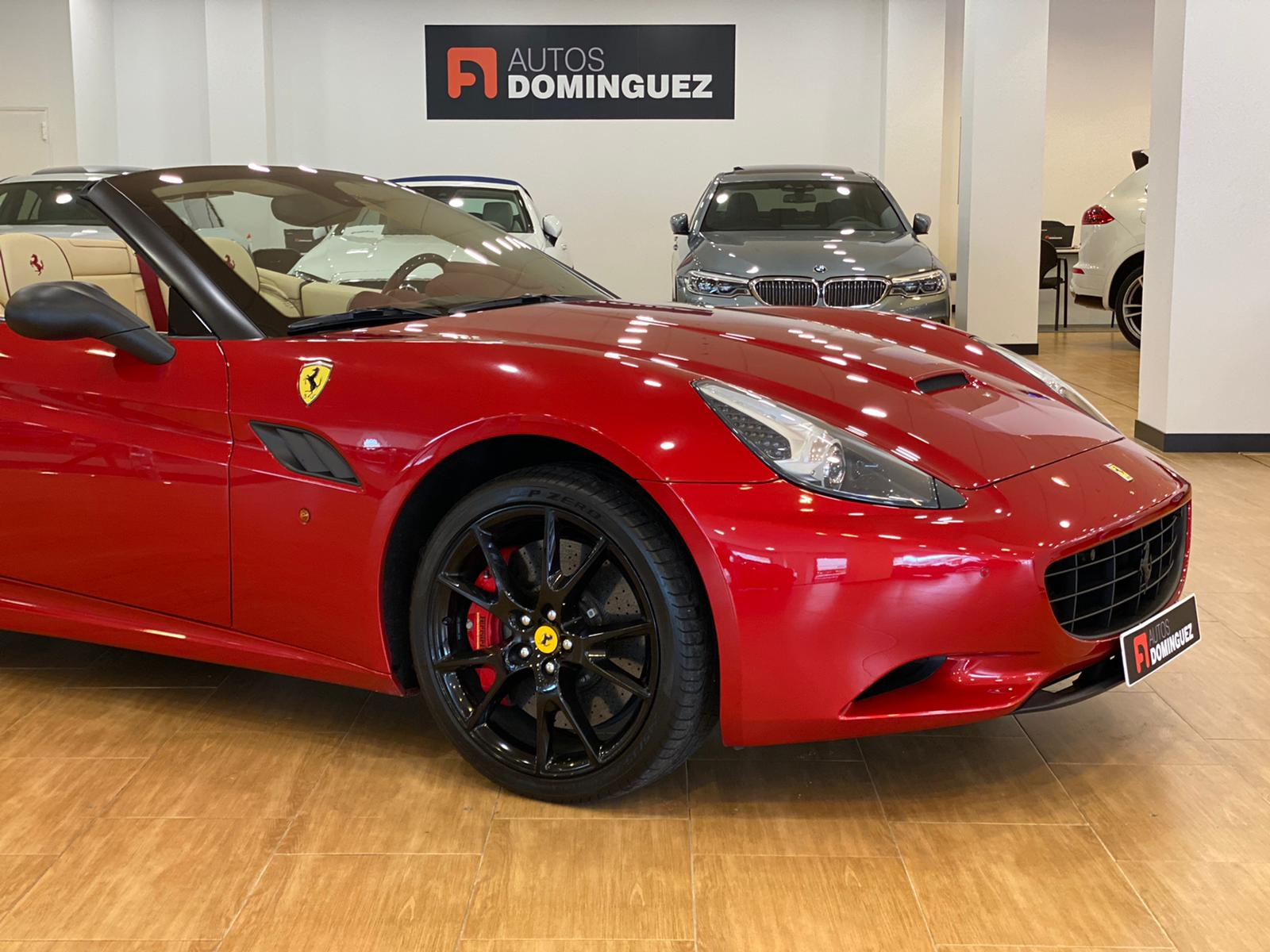 FERRARI CALIFORNIA TAILOR MADE 4 PLAZAS 460 CV 4