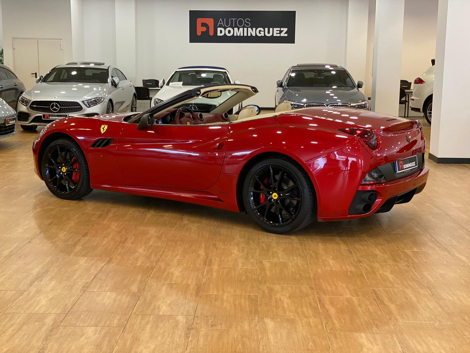 FERRARI CALIFORNIA TAILOR MADE 4 PLAZAS 460 CV 5