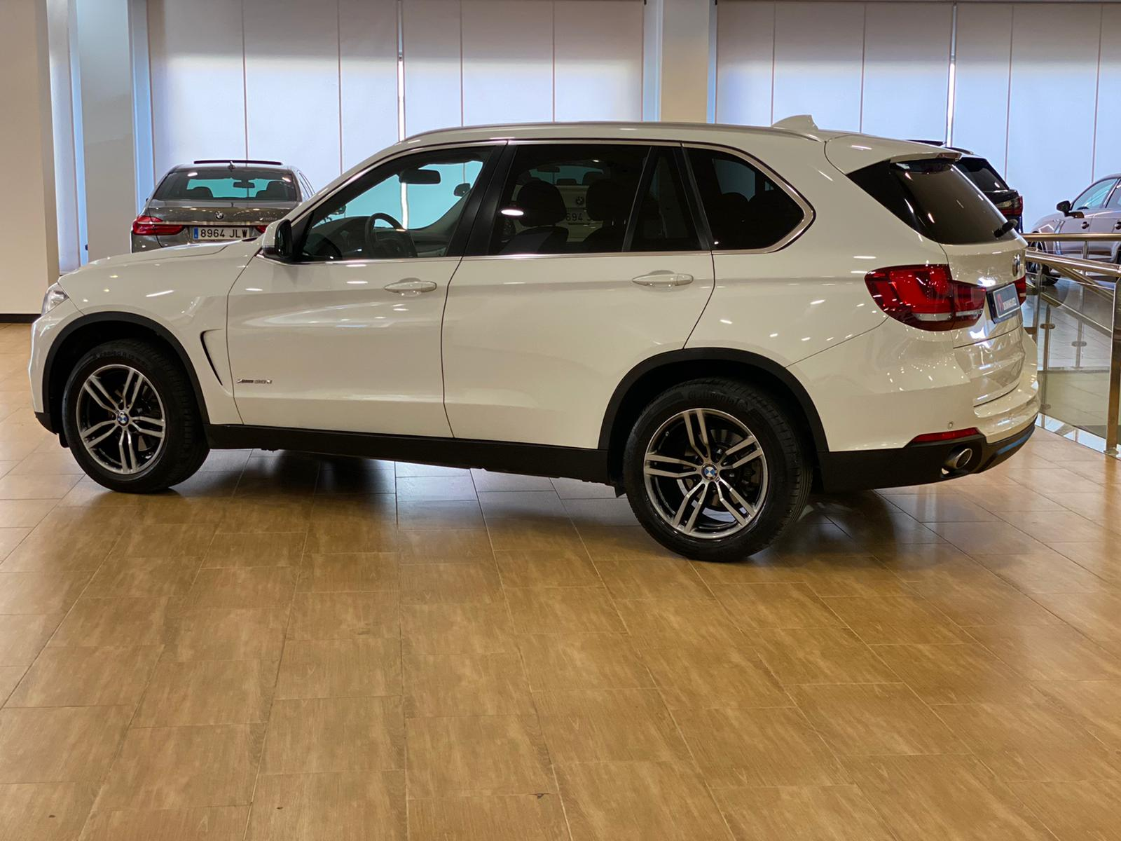 BMW X5 XDRIVE 30dA 258 CV 7 PLAZAS
