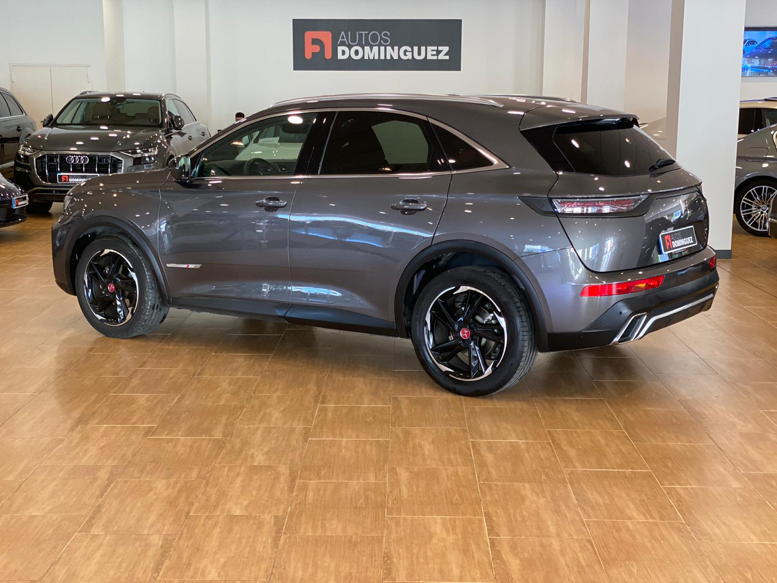DS DS7 CROSSBACK PERFORMANCE LINE BLUE HDI AUTO 180 CV