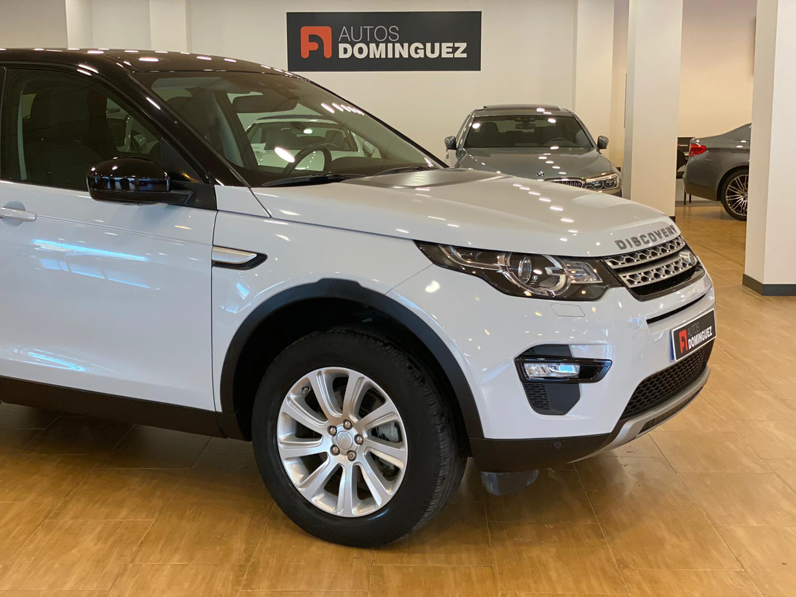 LAND ROVER DISCOVERY SPORT 2.0L TD4 AUTO 150 CV