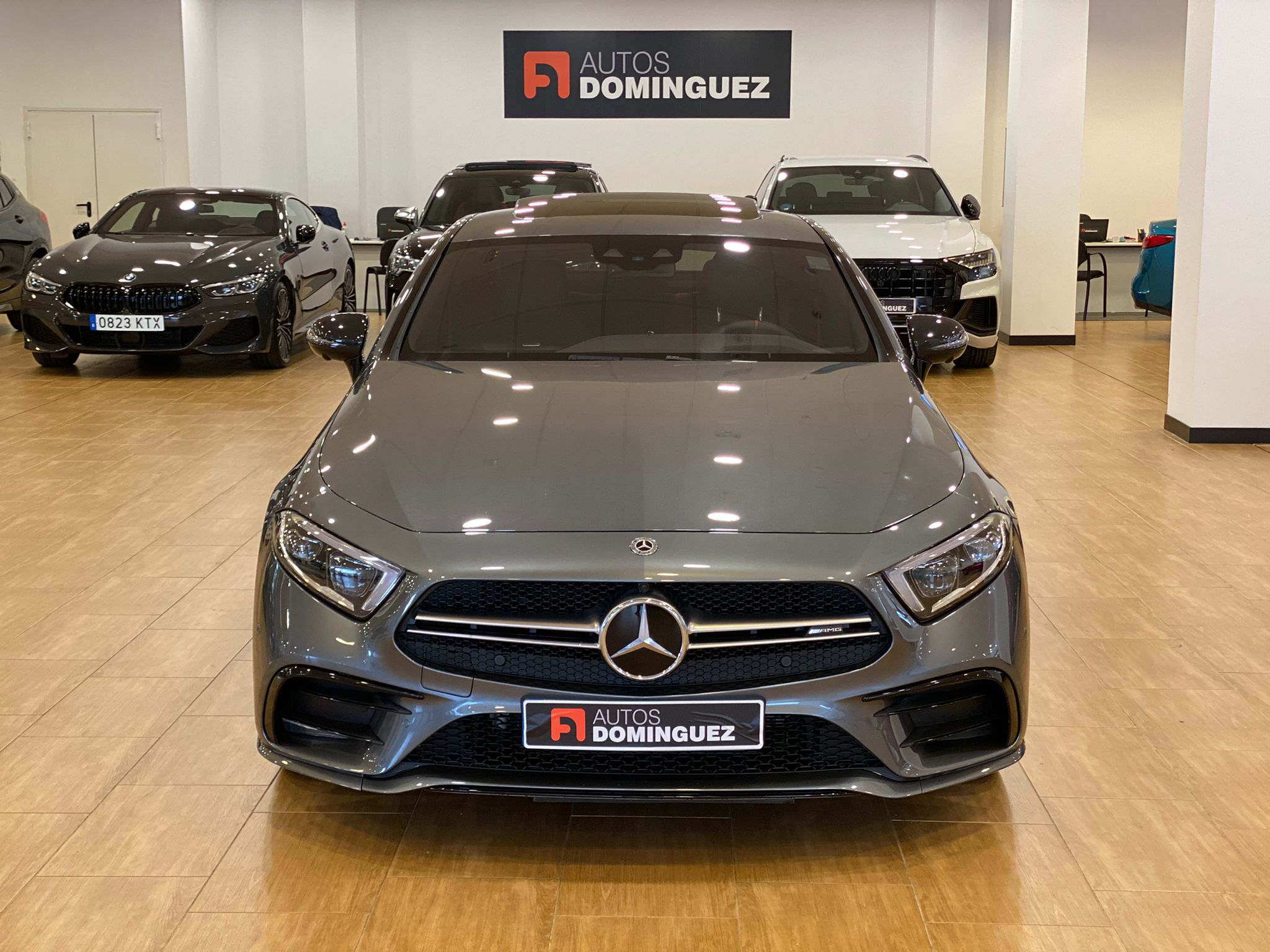 MERCEDES-AMG CLS 53 EQ 435 CV 4MATIC+ 2