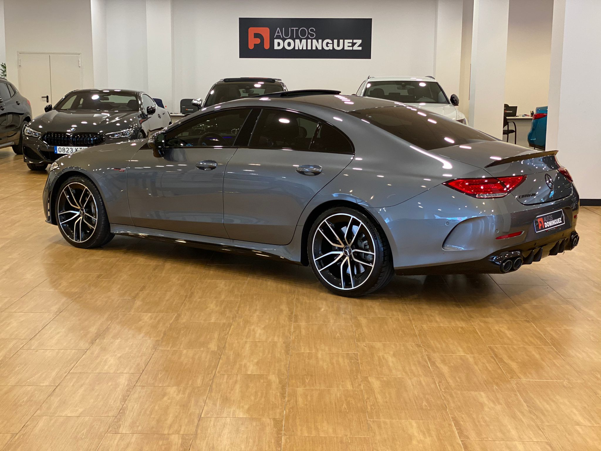 MERCEDES-AMG CLS 53 EQ 435 CV 4MATIC+ 5
