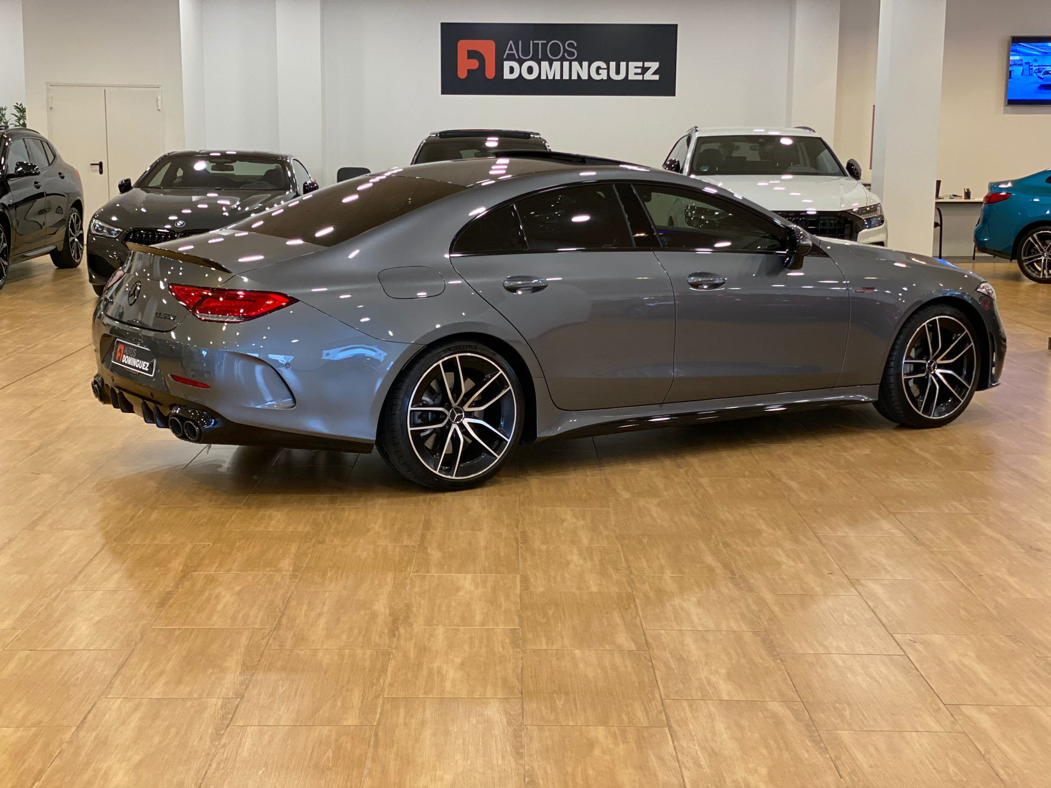 MERCEDES-AMG CLS 53 EQ 435 CV 4MATIC+ 8