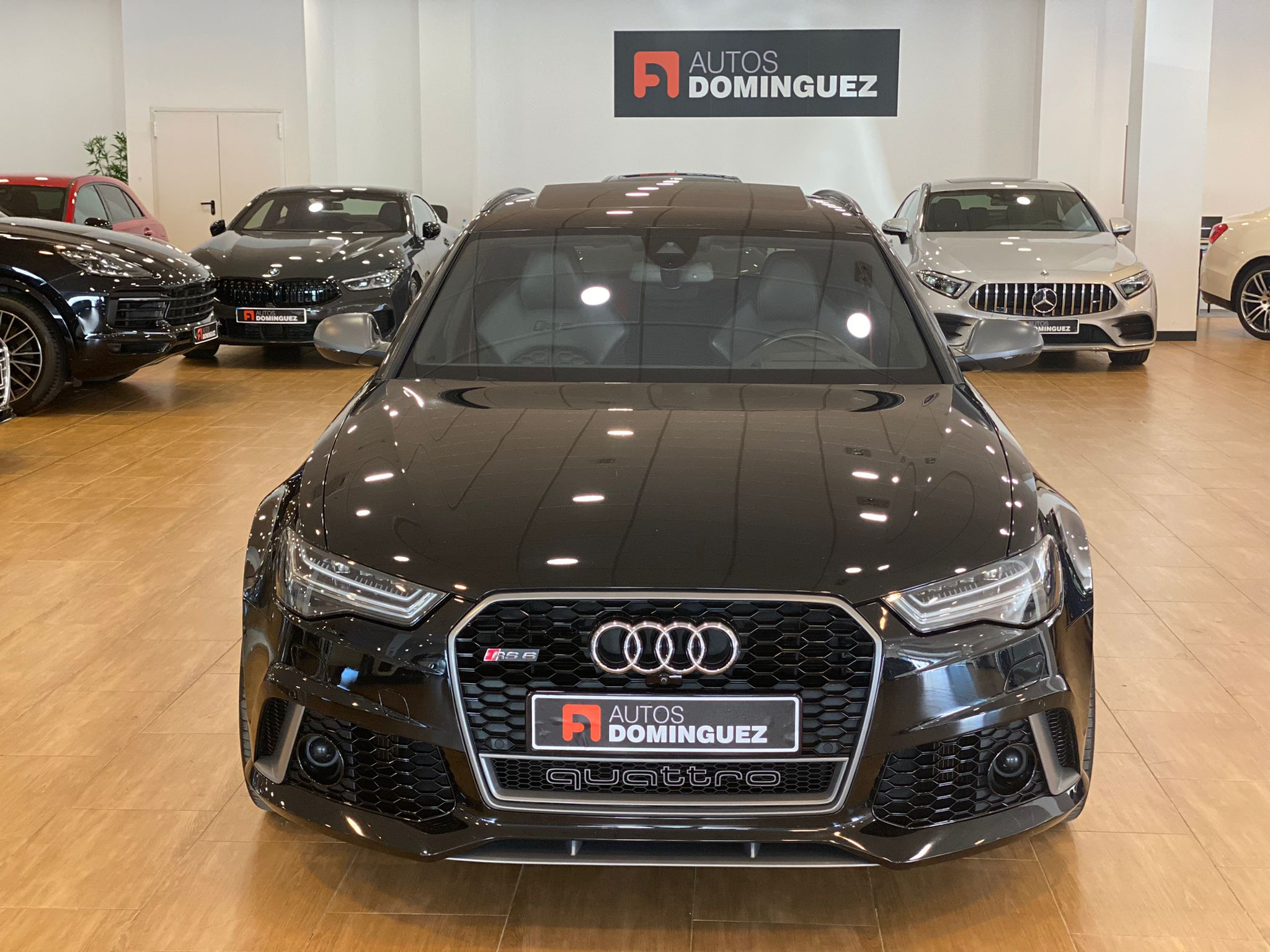AUDI RS6 AVANT PERFORMANCE QUATTRO TIPTRONIC 605 CV 2
