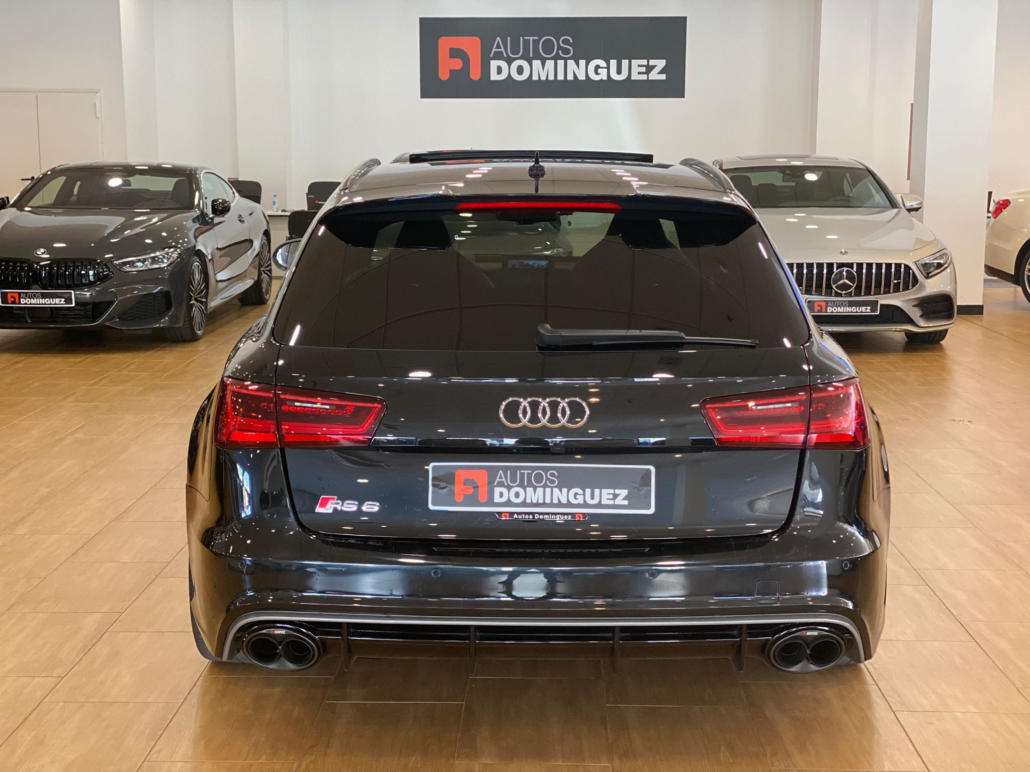AUDI RS6 AVANT PERFORMANCE QUATTRO TIPTRONIC 605 CV 7
