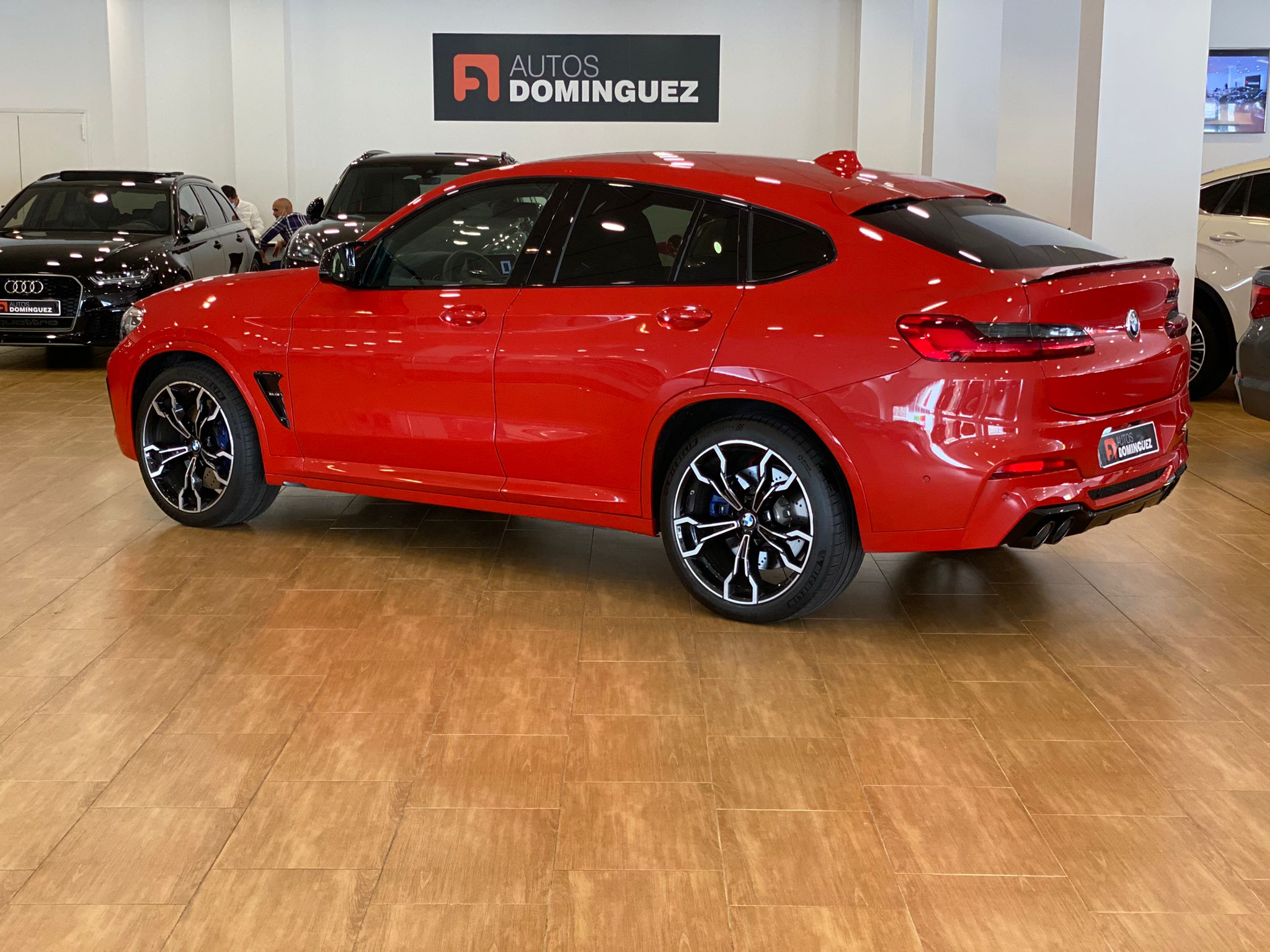 BMW X4 M COMPETITION 510 CV 6