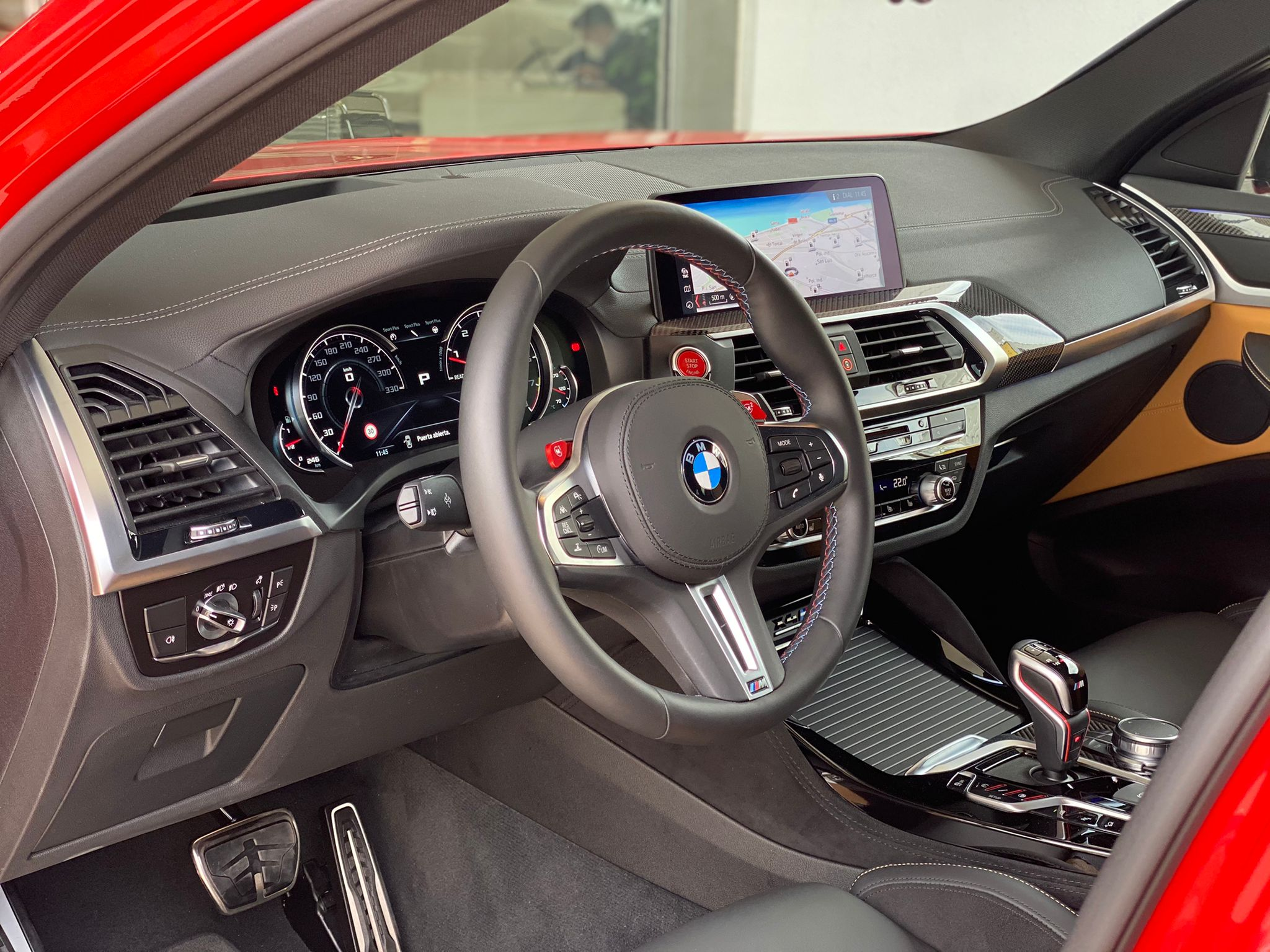 BMW X4 M COMPETITION 510 CV 15