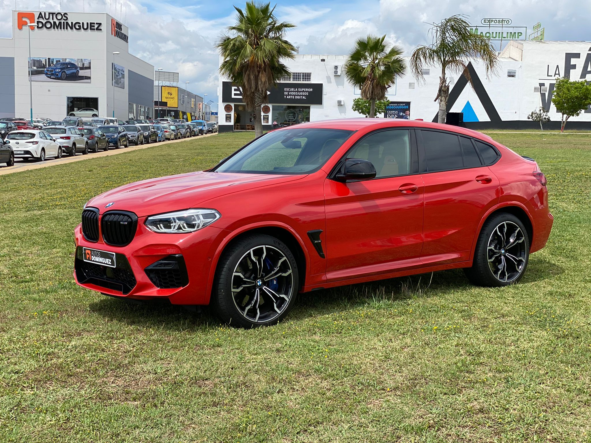 BMW X4 M COMPETITION 510 CV 11