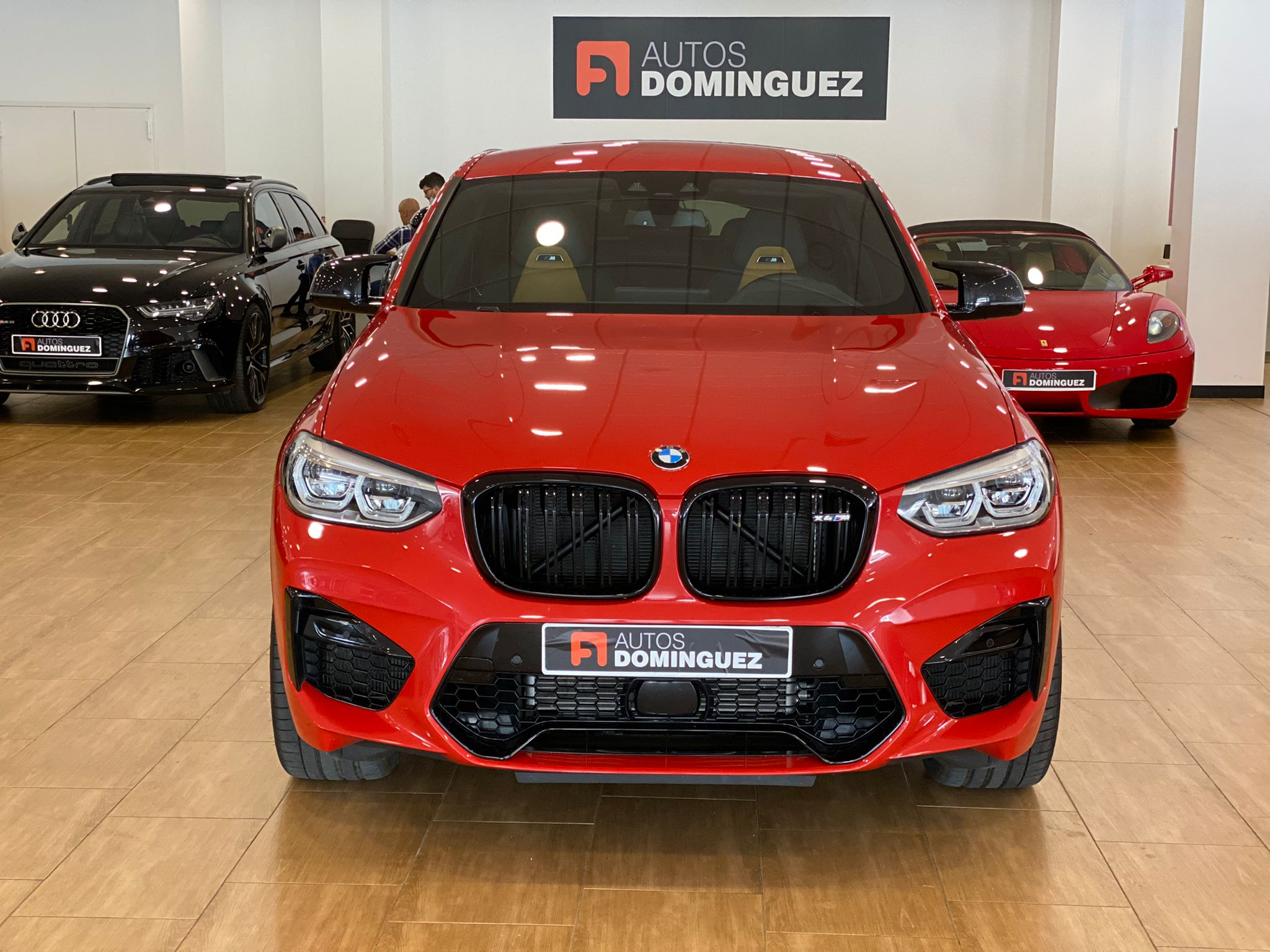 BMW X4 M COMPETITION 510 CV 2