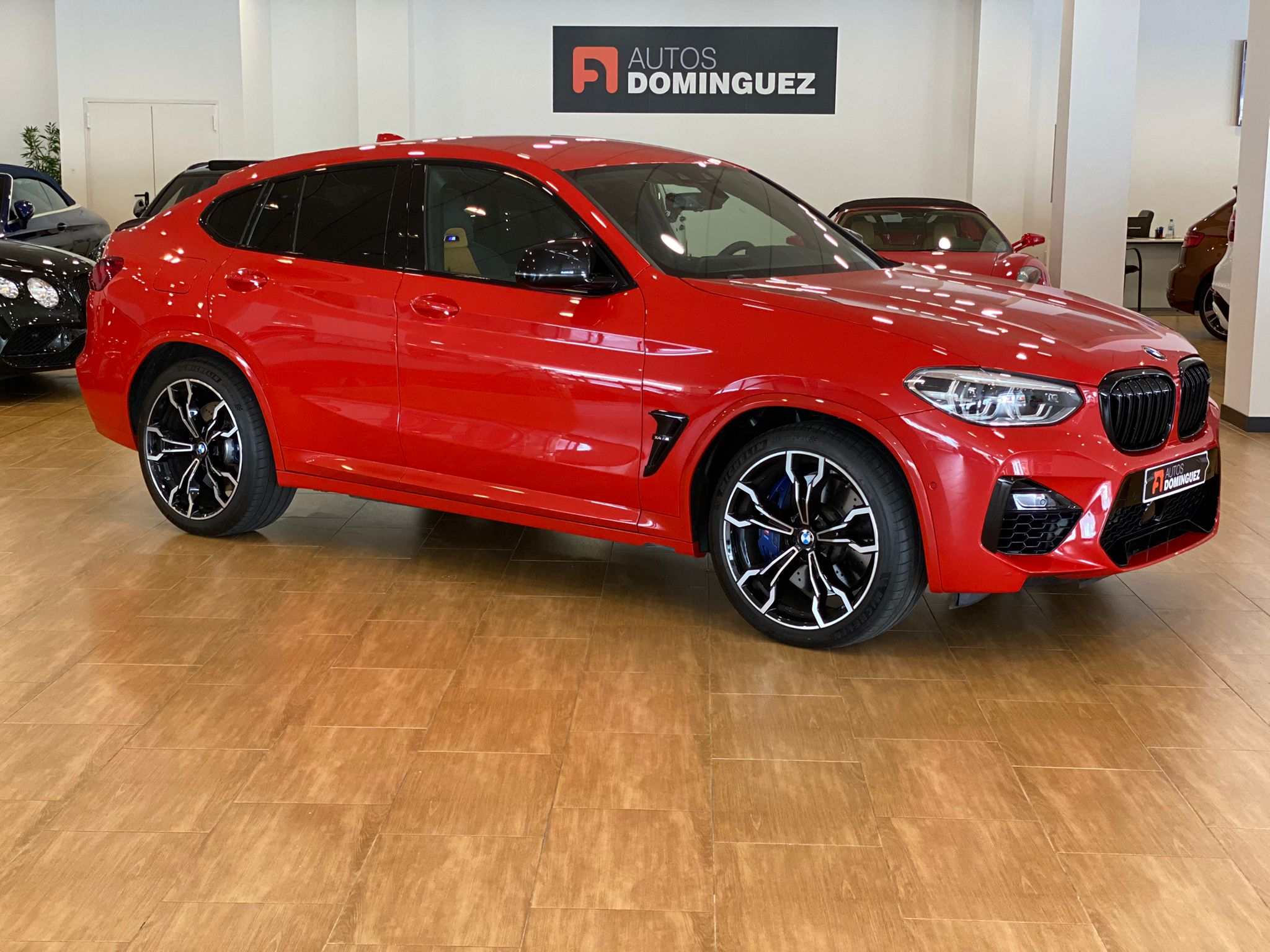 BMW X4 M COMPETITION 510 CV 3