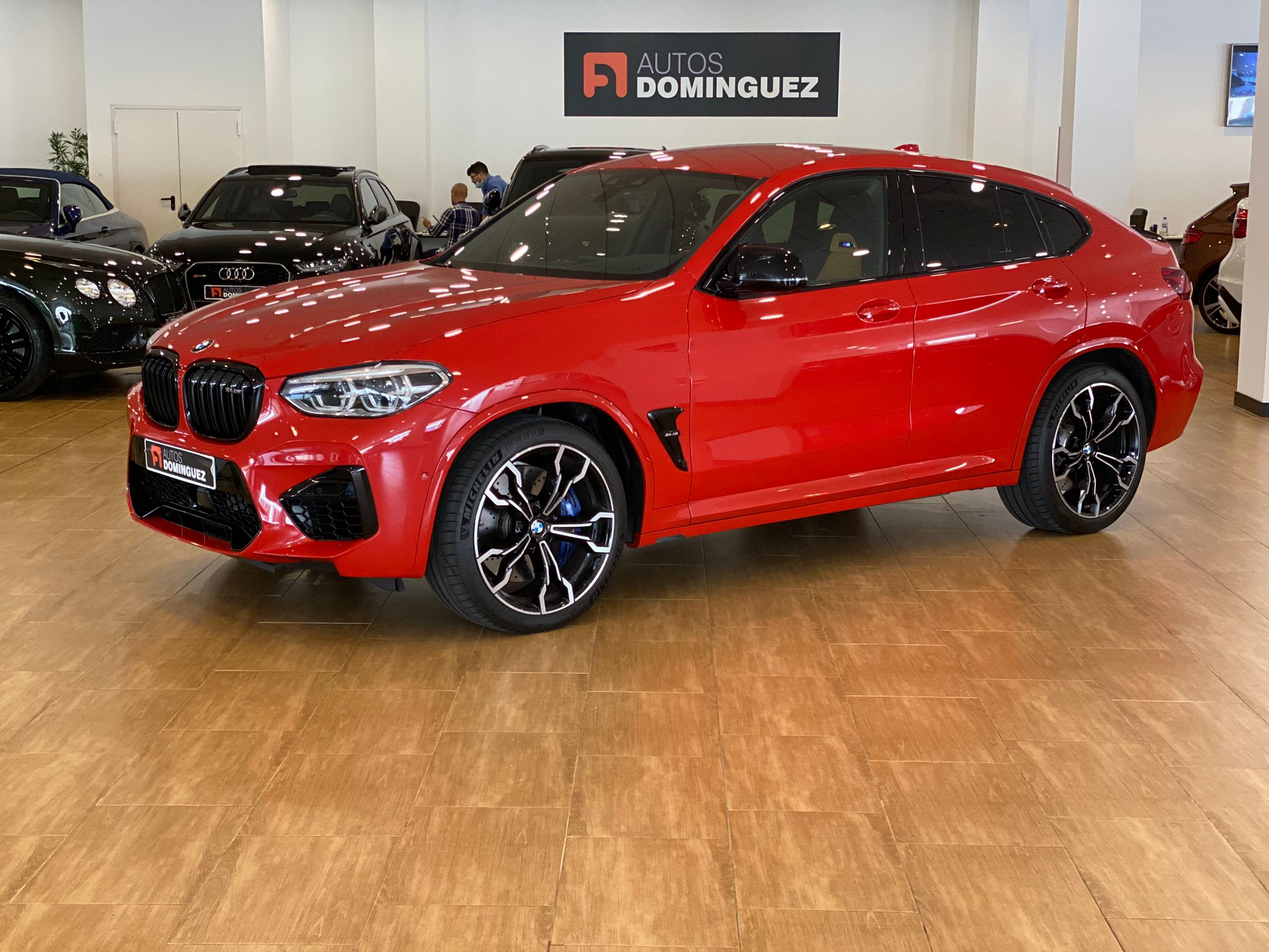 BMW X4 M COMPETITION 510 CV 1