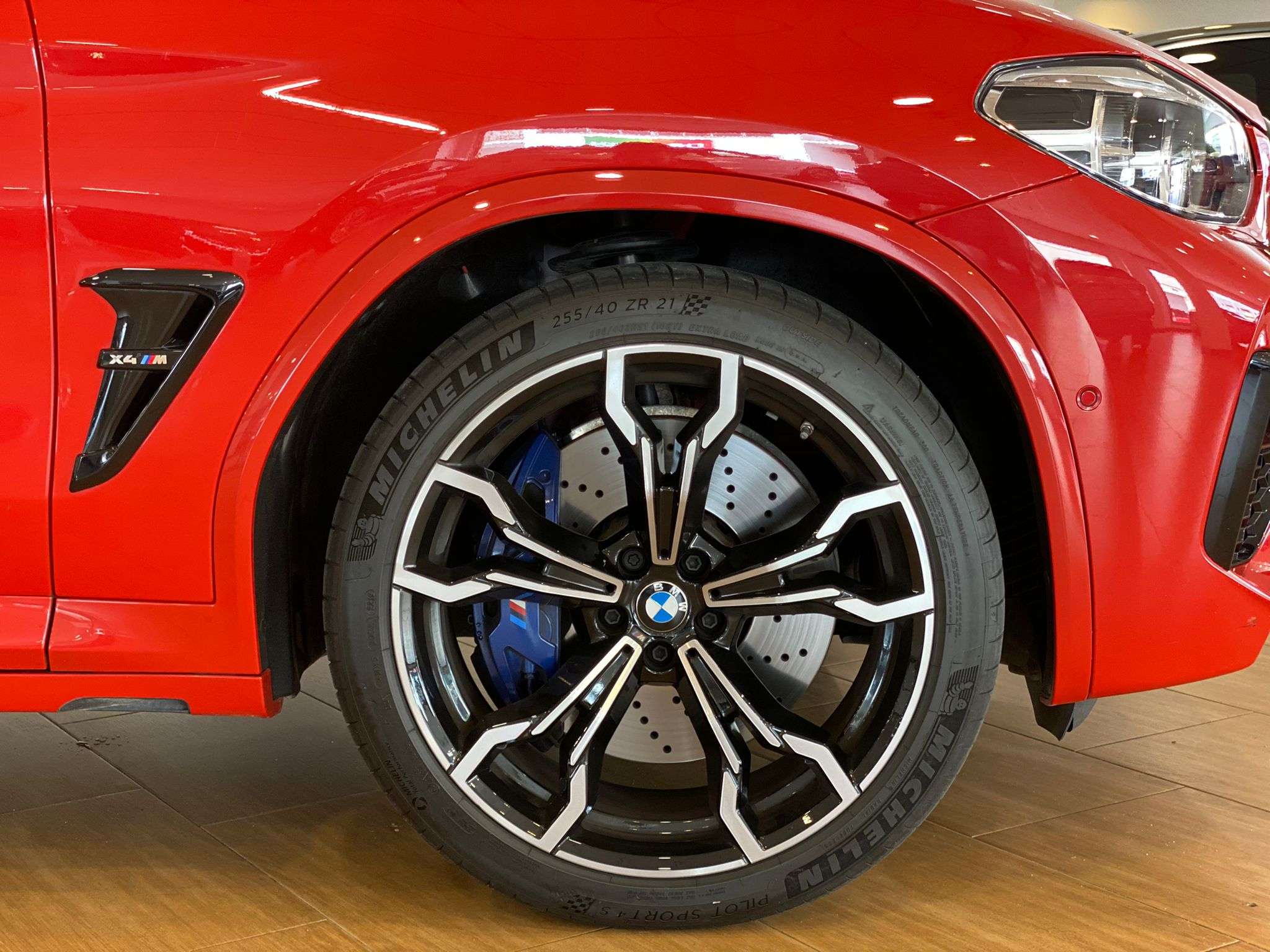 BMW X4 M COMPETITION 510 CV 10