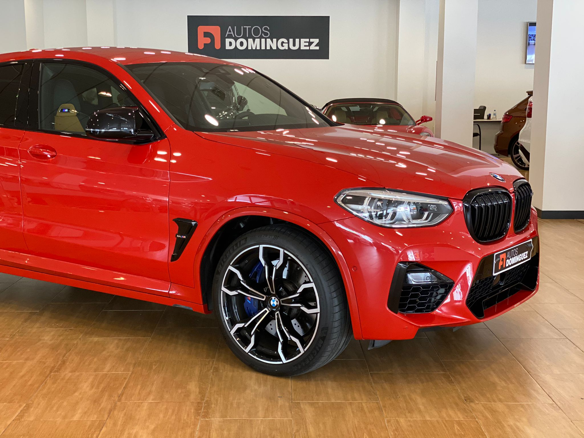 BMW X4 M COMPETITION 510 CV 4