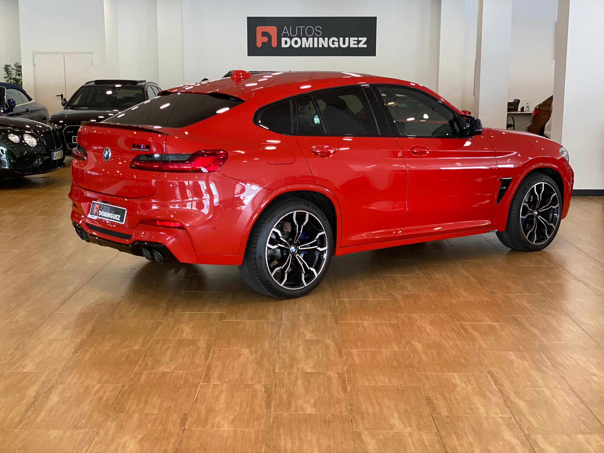 BMW X4 M COMPETITION 510 CV 7