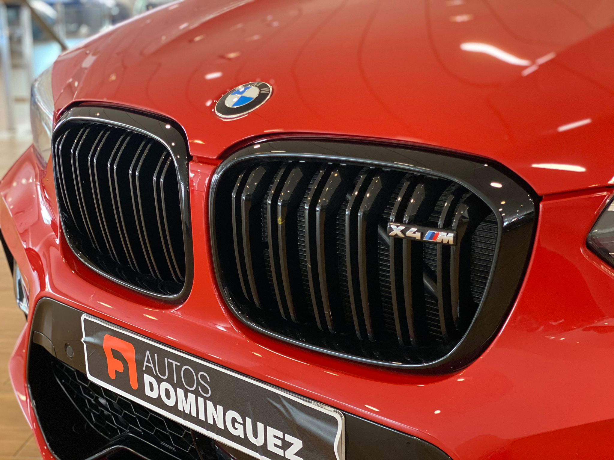 BMW X4 M COMPETITION 510 CV 5