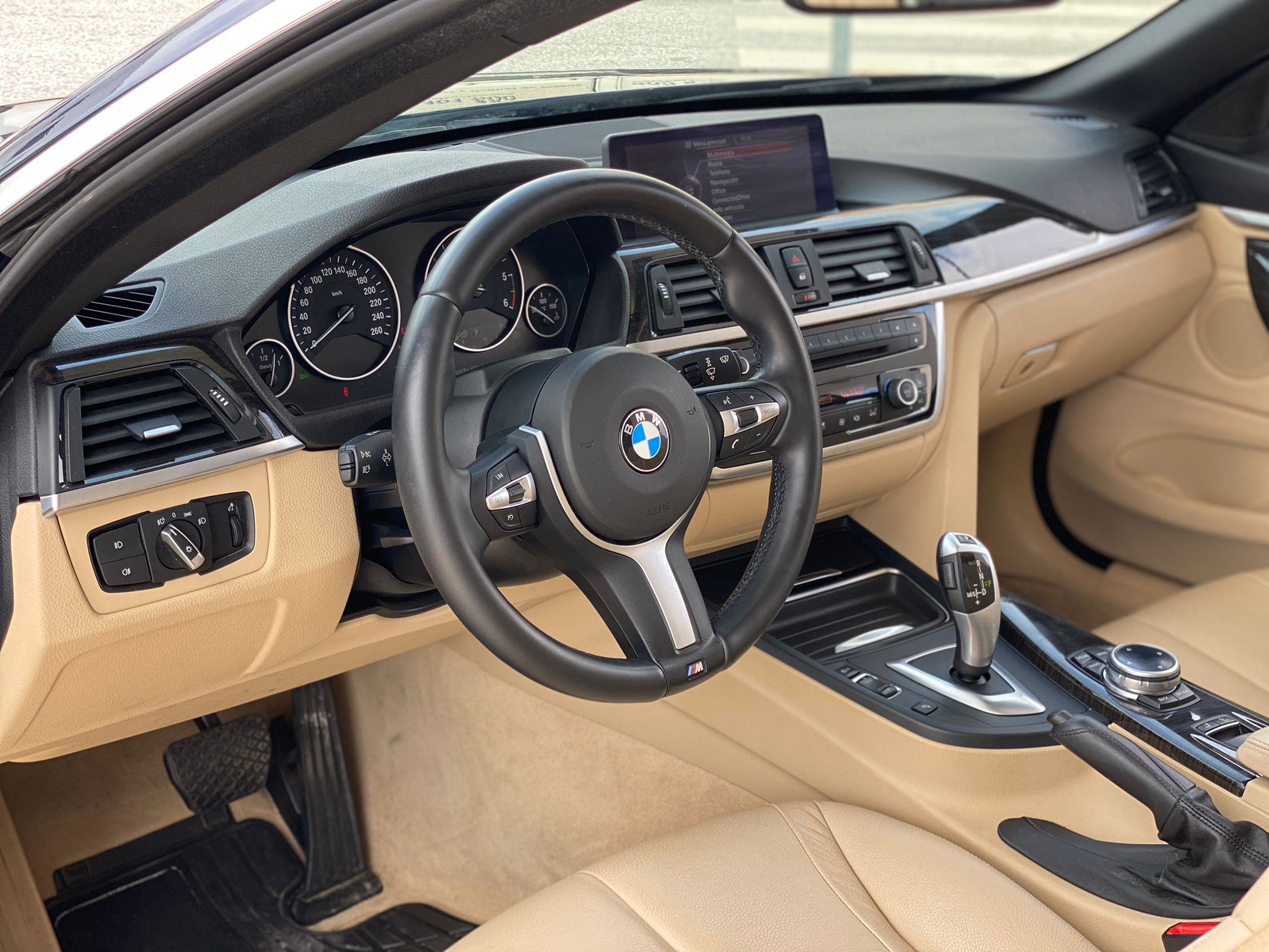 BMW SERIE 4 420dA CABRIO LUXURY 184 CV 13
