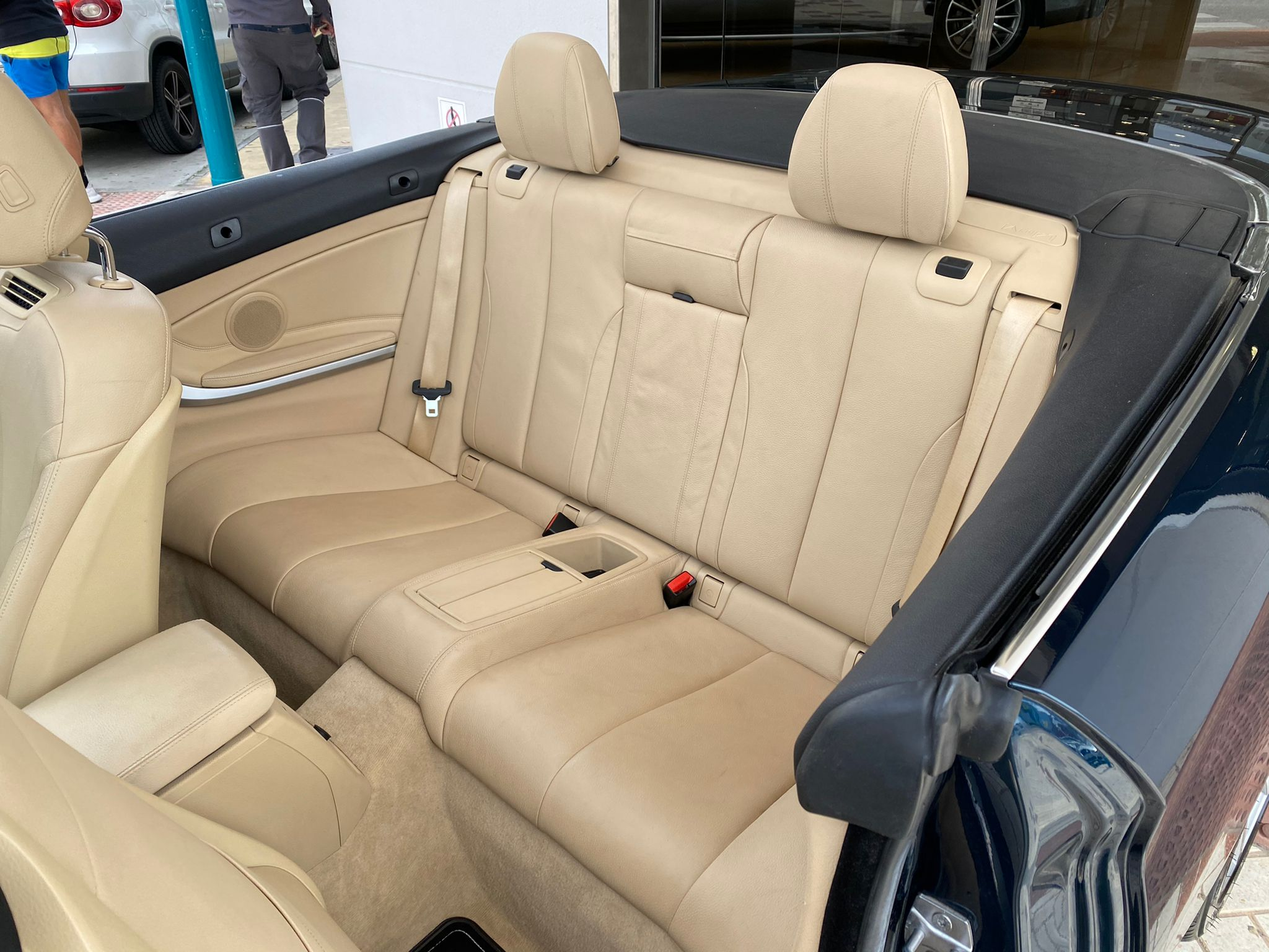 BMW SERIE 4 420dA CABRIO LUXURY 184 CV 12