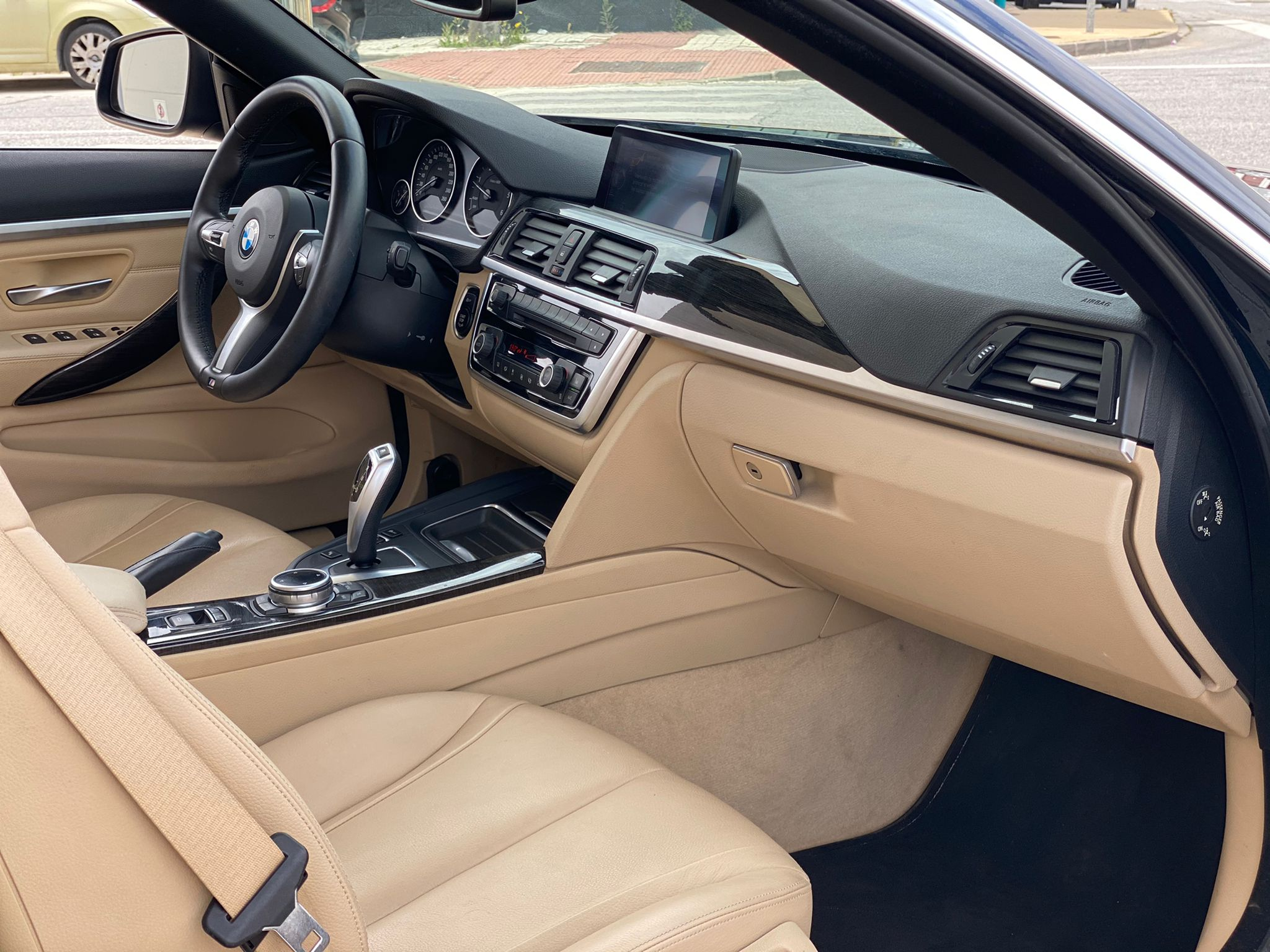 BMW SERIE 4 420dA CABRIO LUXURY 184 CV 16