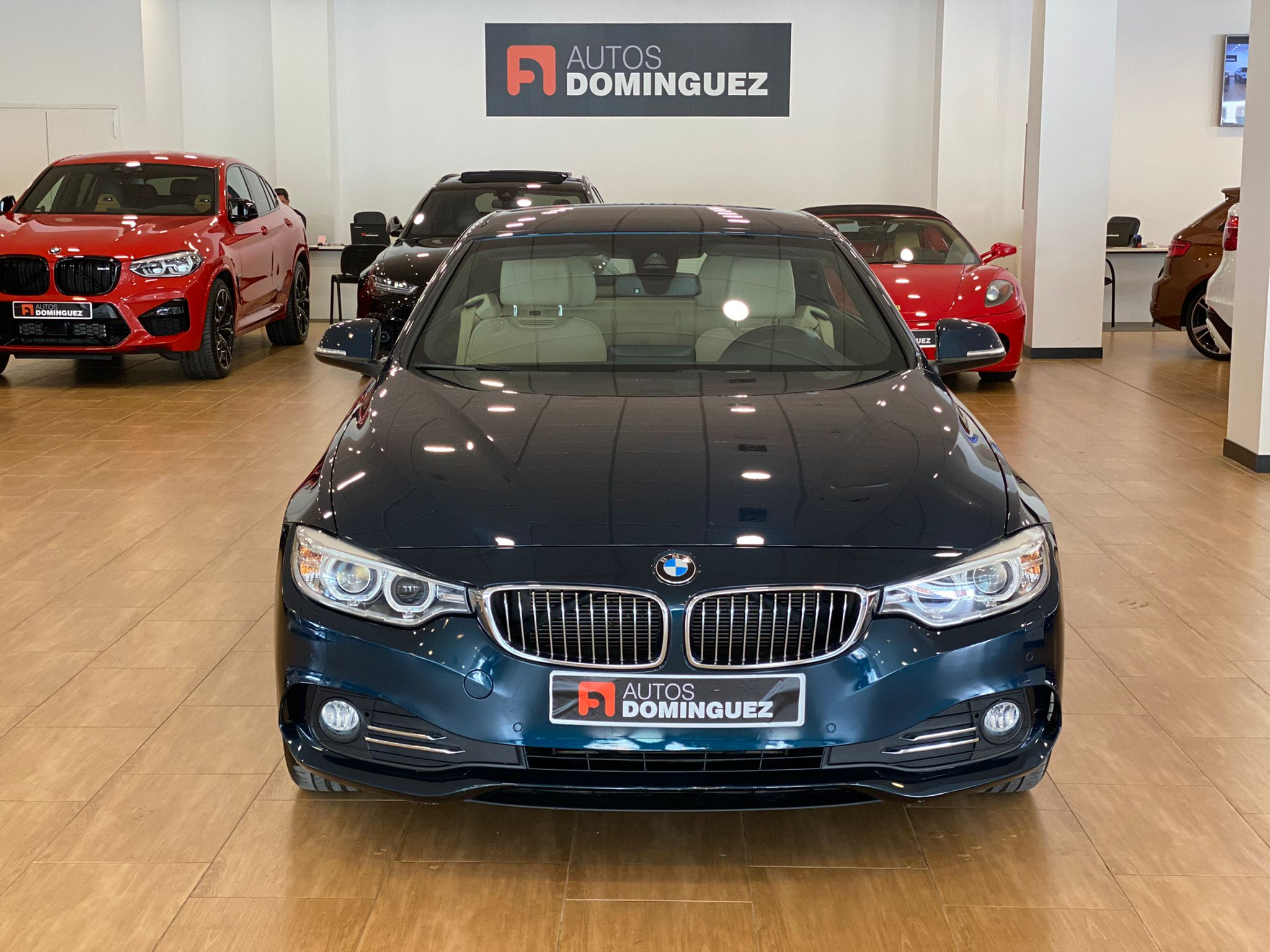 BMW SERIE 4 420dA CABRIO LUXURY 184 CV 8