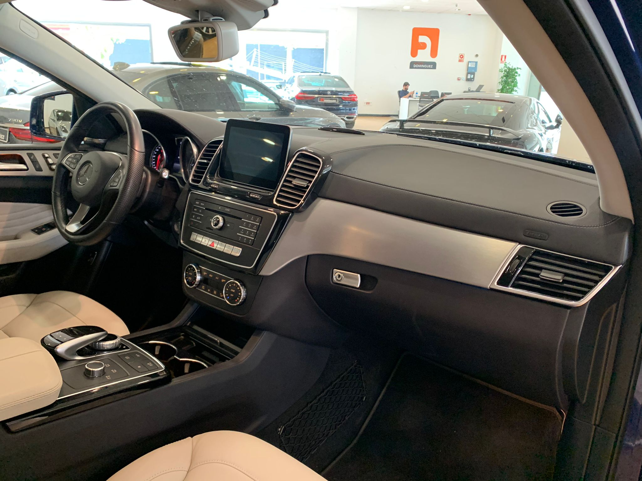MERCEDES GLE COUPE 350D 4 MATIC PACK AMG 11