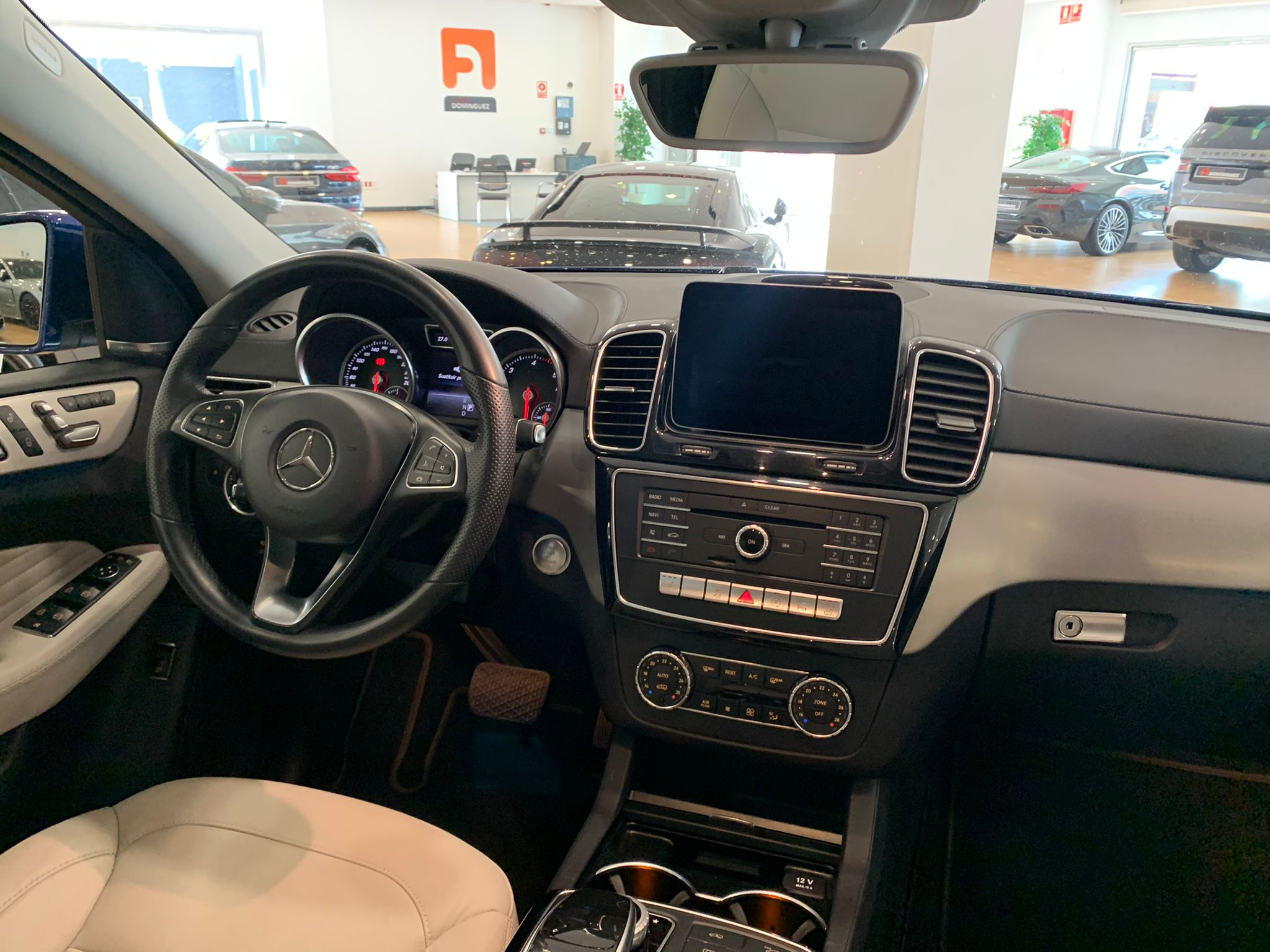 MERCEDES GLE COUPE 350D 4 MATIC PACK AMG 17