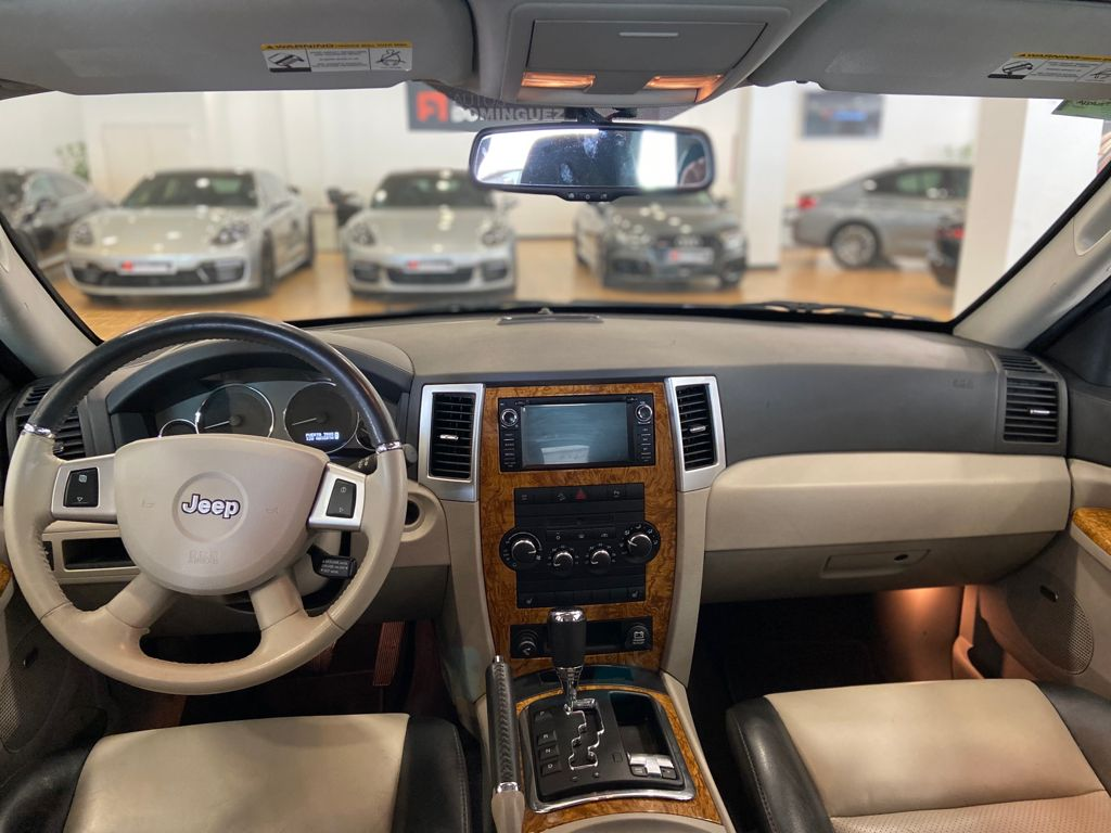 JEEP Grand Cherokee 3.0CRD Limited Aut 11