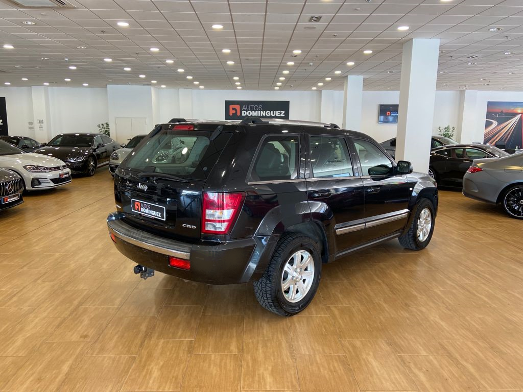 JEEP Grand Cherokee 3.0CRD Limited Aut 5