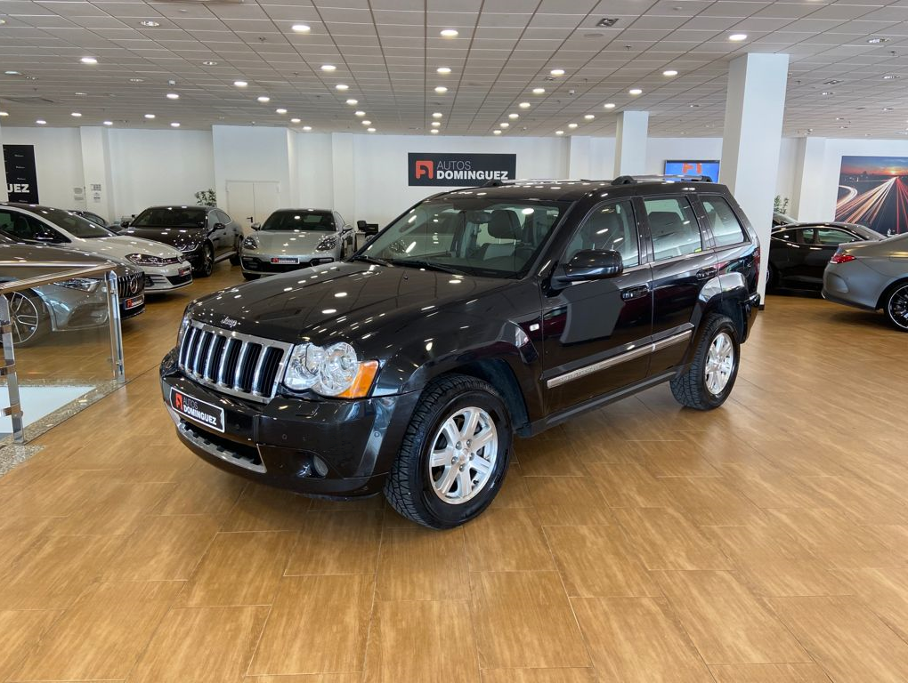 JEEP Grand Cherokee 3.0CRD Limited Aut 1